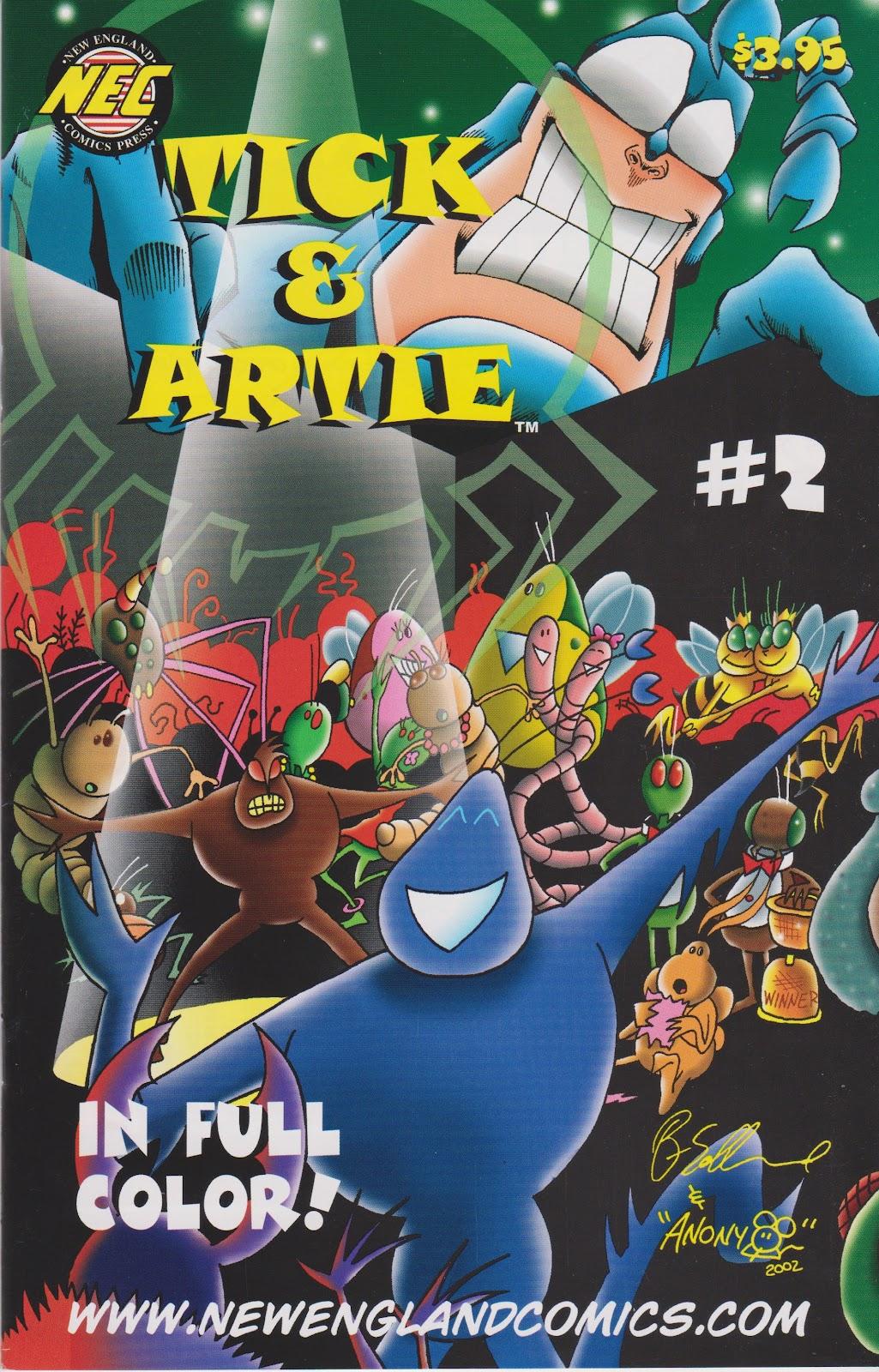 Tick & Artie 2 Page 1