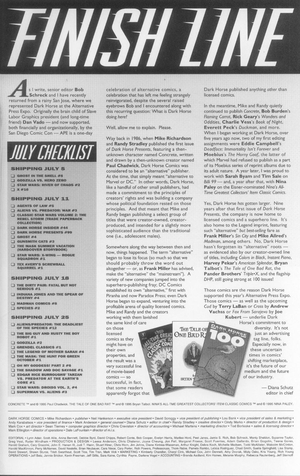 Godzilla (1995) Issue #2 #3 - English 36