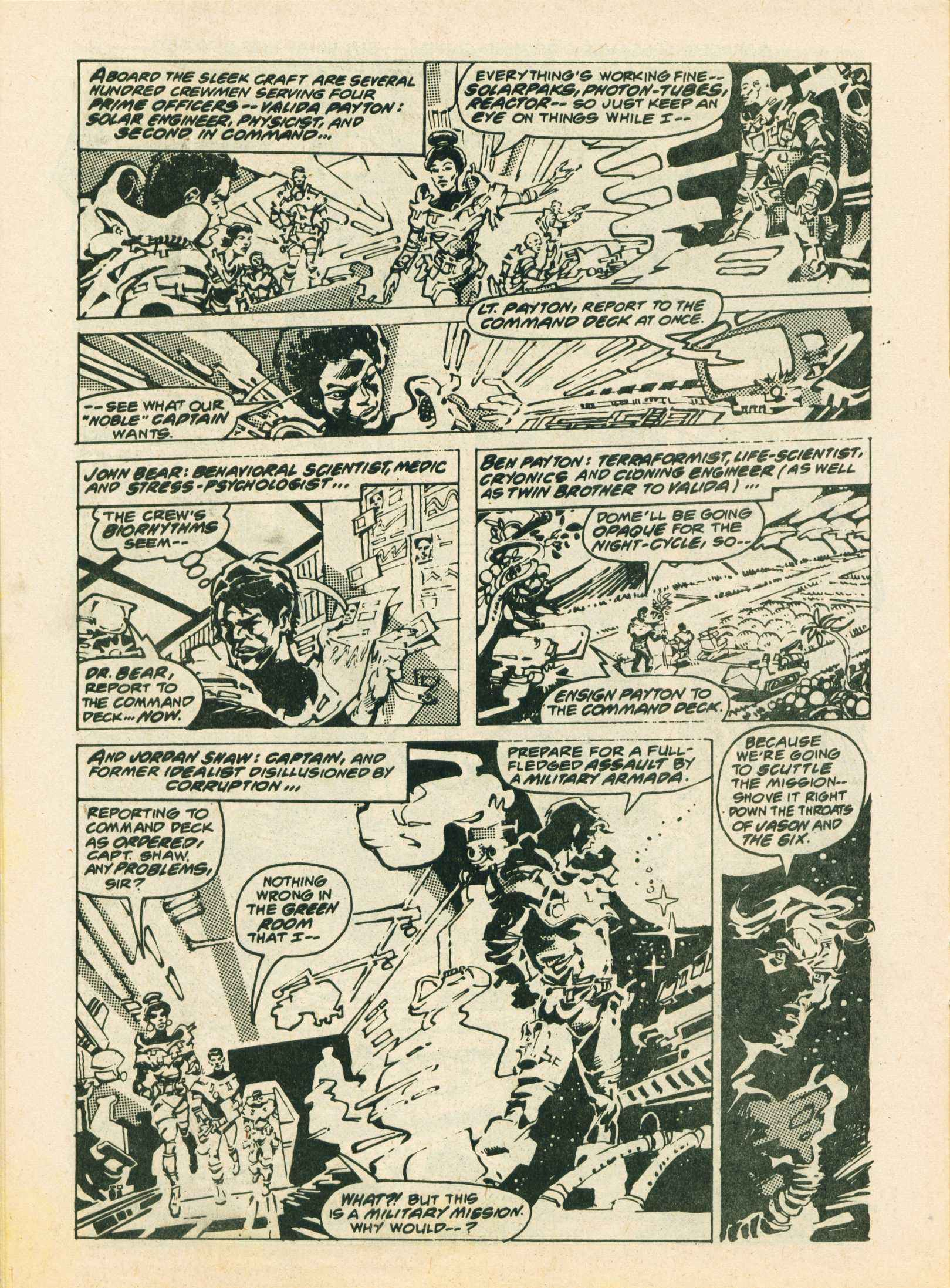 Read online Future Tense comic -  Issue #1 - 12
