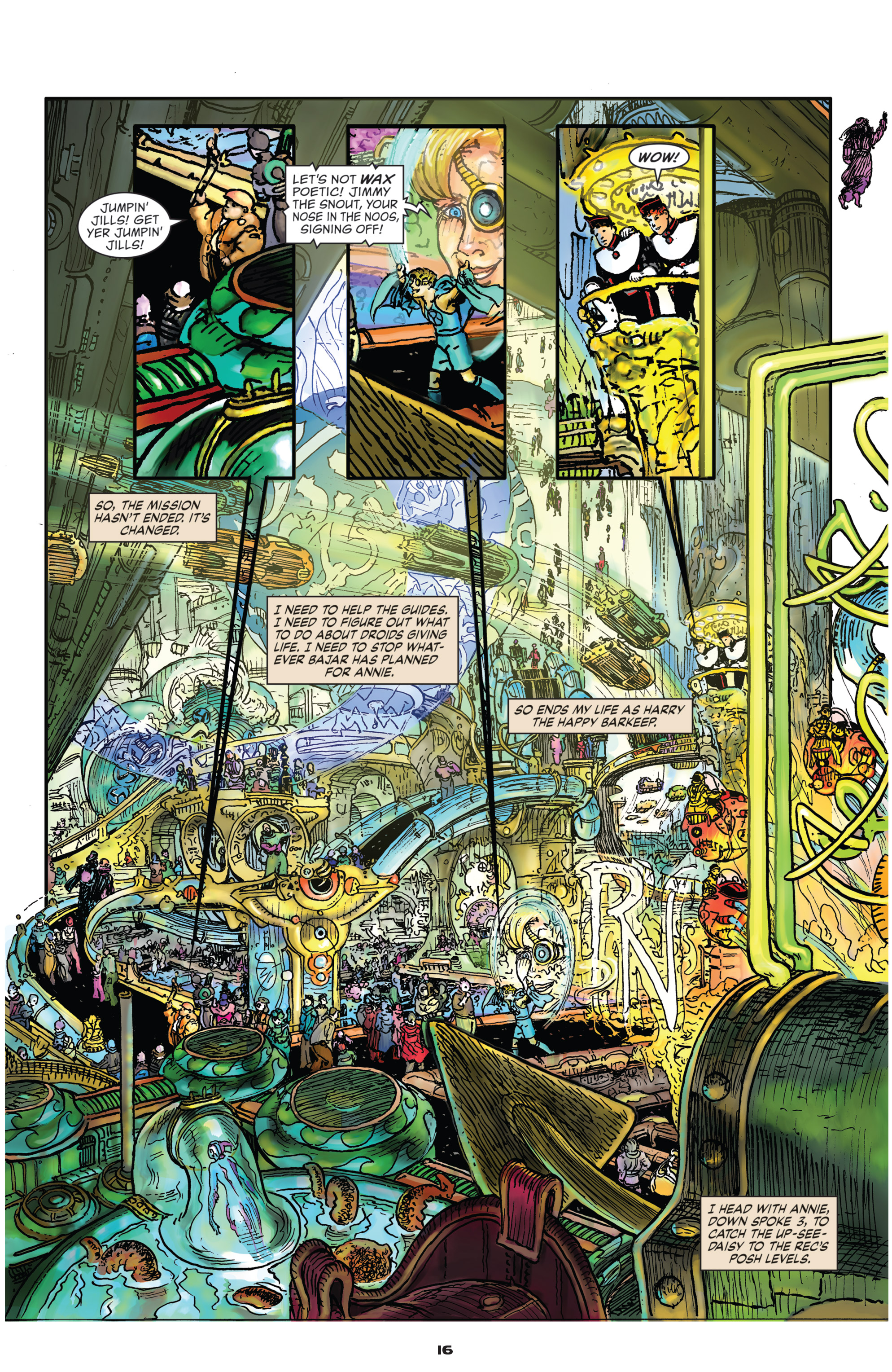 Read online Starstruck: Old Proldiers Never Die comic -  Issue #4 - 17