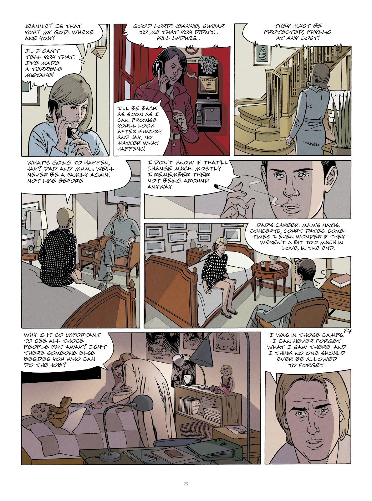 Read online Sherman comic -  Issue #7 - 29