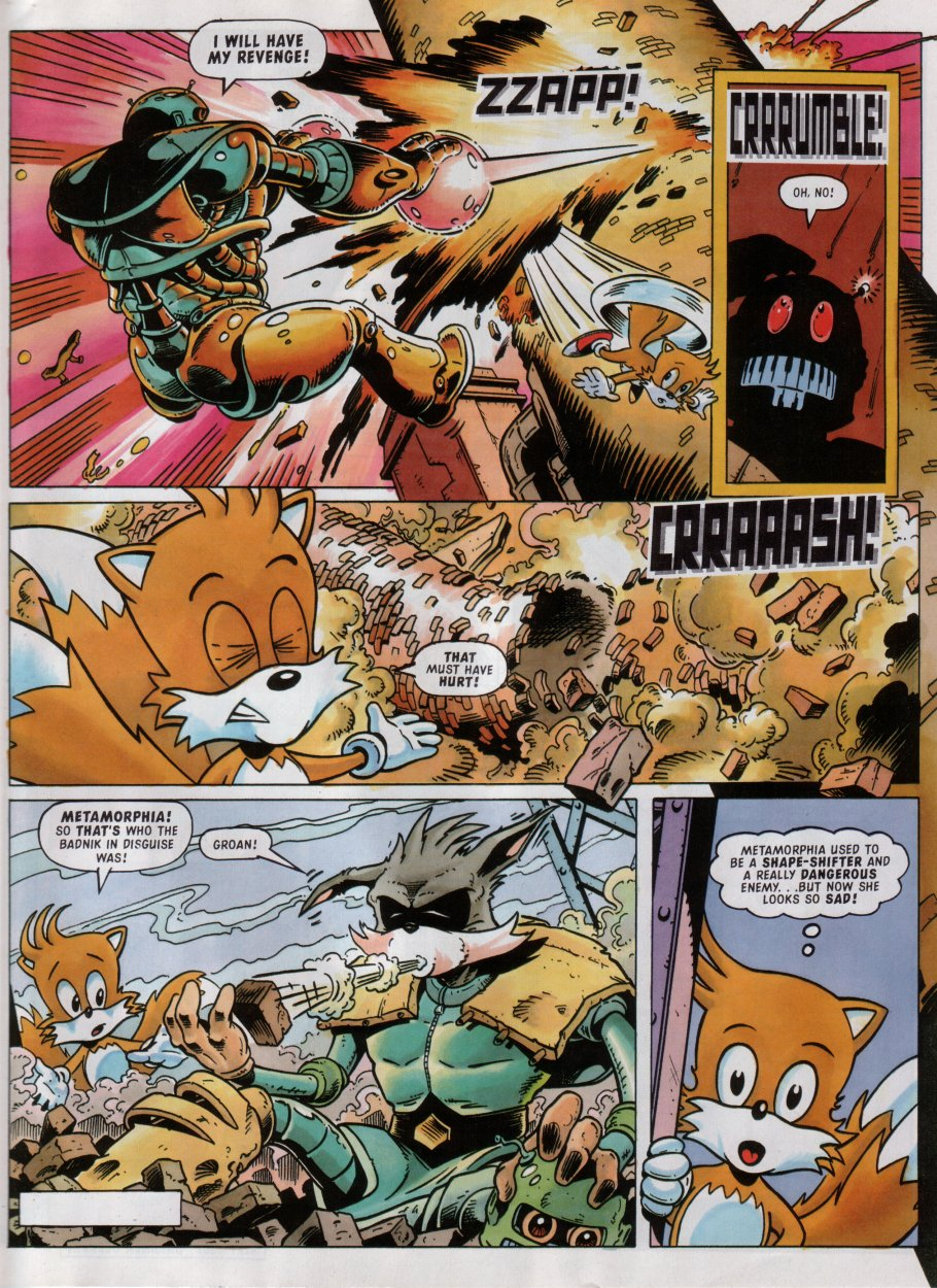 Read online Sonic the Comic comic -  Issue #83 - 22