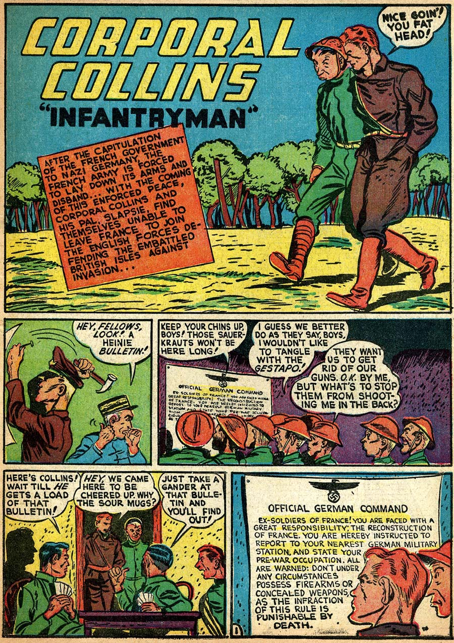 Blue Ribbon Comics (1939) issue 8 - Page 35