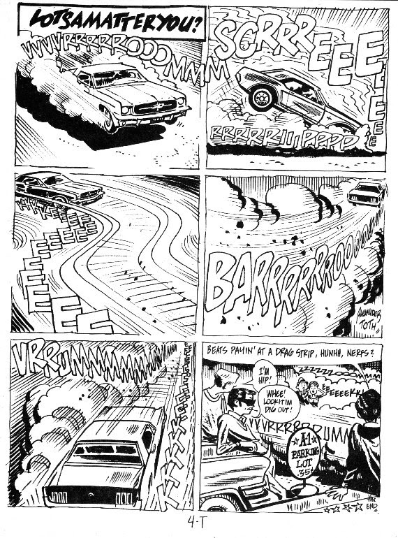 Drag Cartoons issue 6 - Page 40