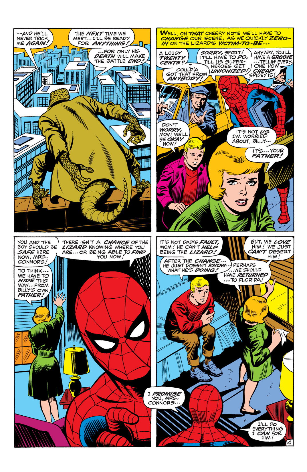 The Amazing Spider-Man (1963) 76 Page 4