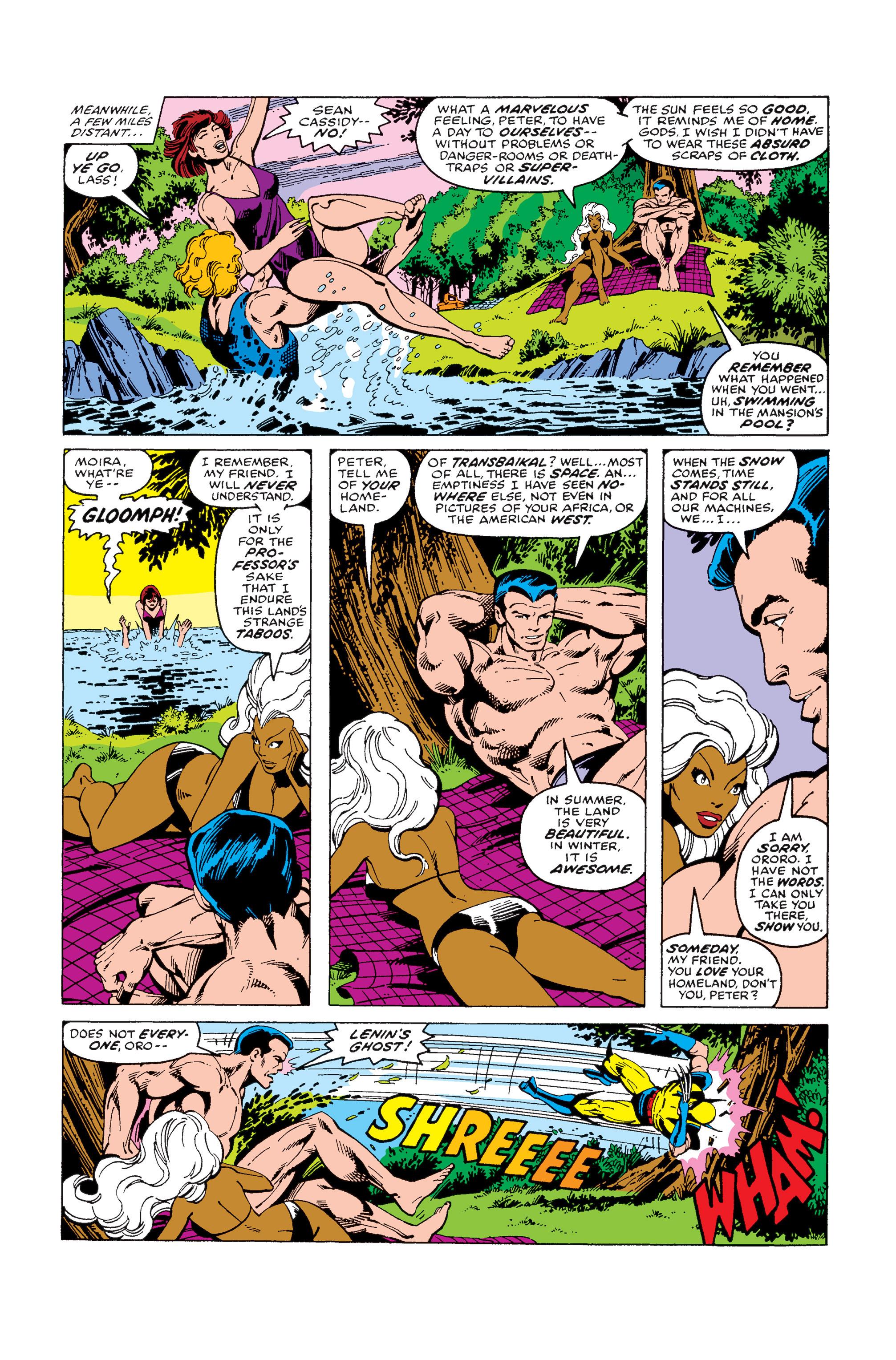 Uncanny X-Men (1963) 109 Page 13