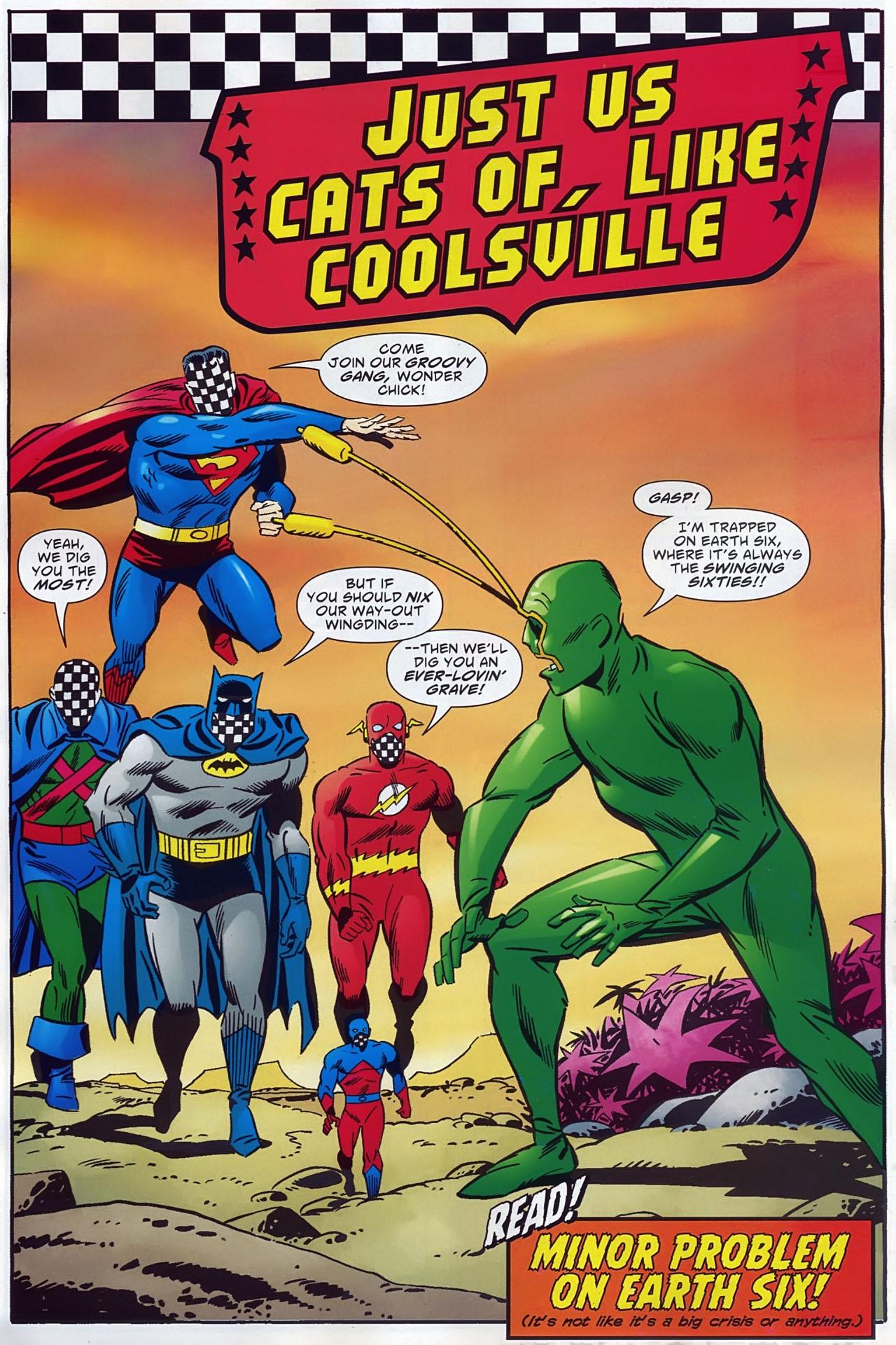 Read online Ambush Bug: Year None comic -  Issue #1 - 16