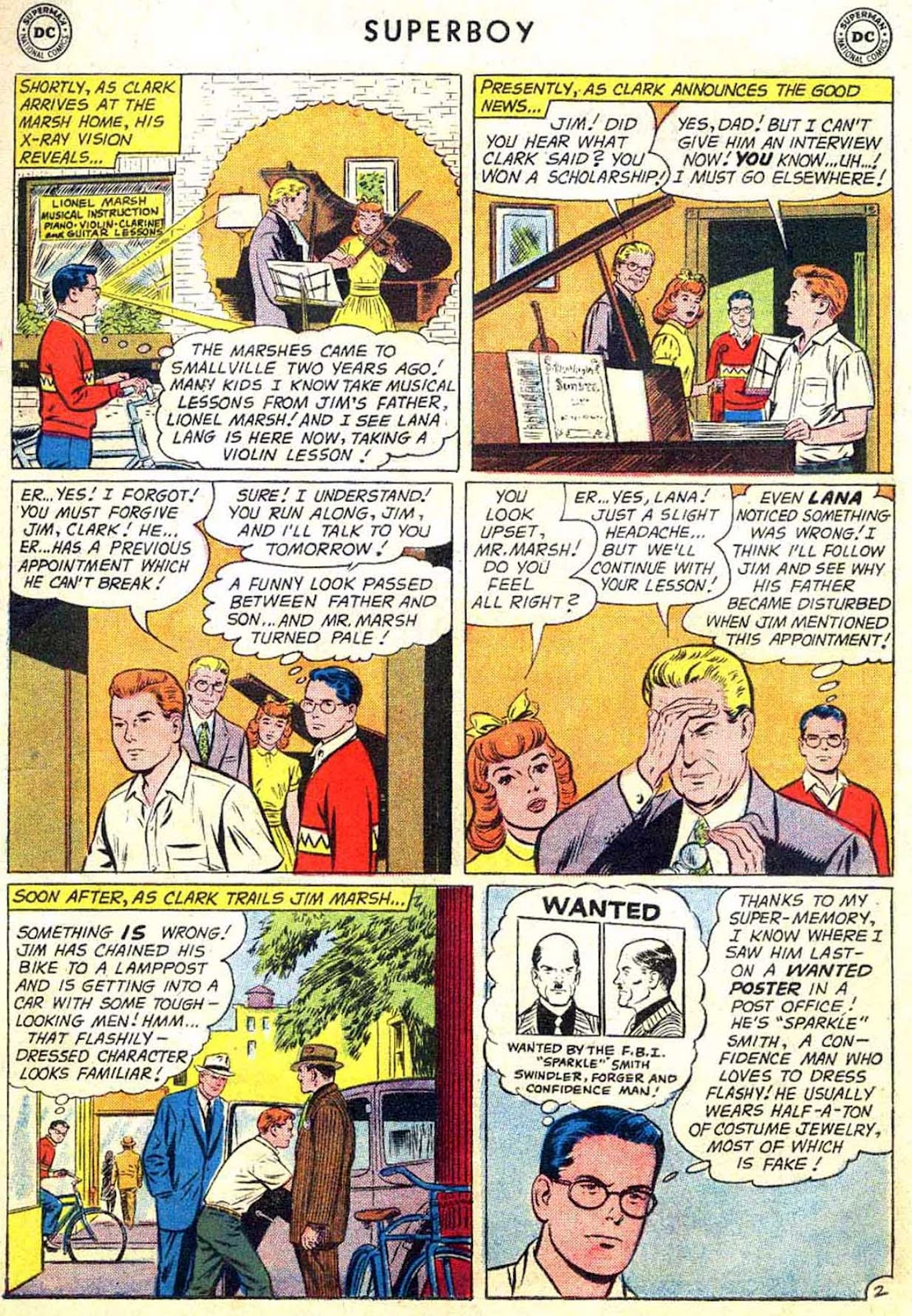 Superboy (1949) issue 91 - Page 12