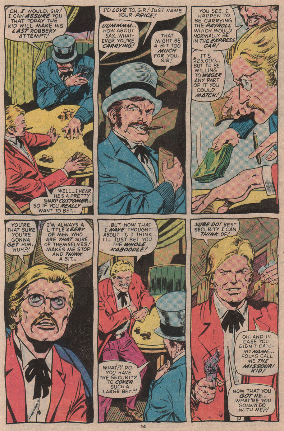 The Rawhide Kid (1955) issue 148 - Page 16