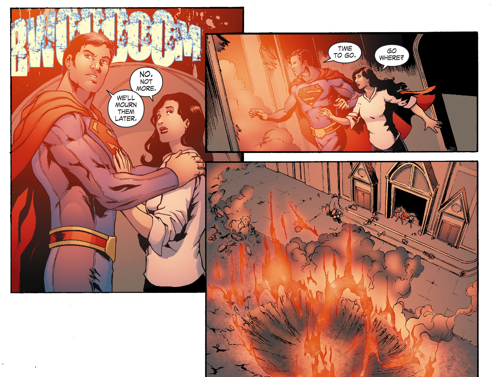Read online Smallville: Chaos [II] comic -  Issue #4 - 16