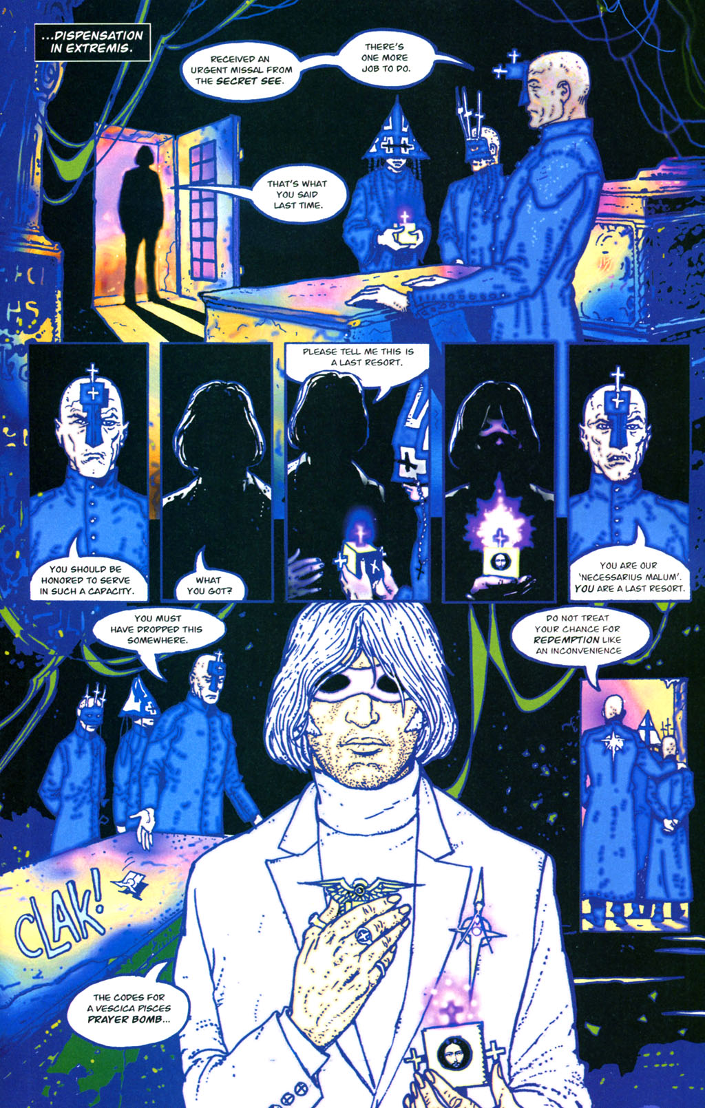 Read online Solo (2004) comic -  Issue #12 - 23