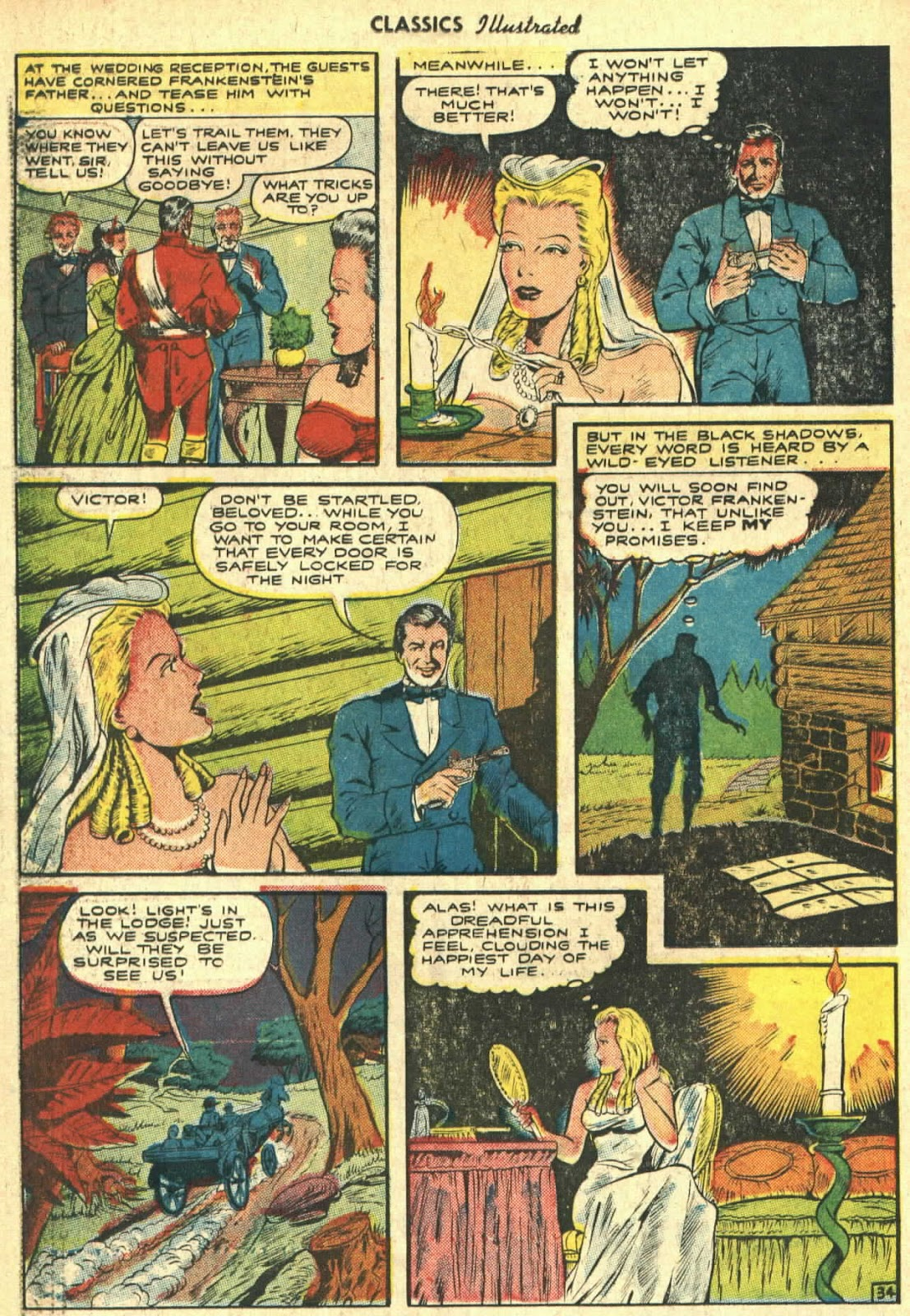 Classics Illustrated issue 26 - Page 36