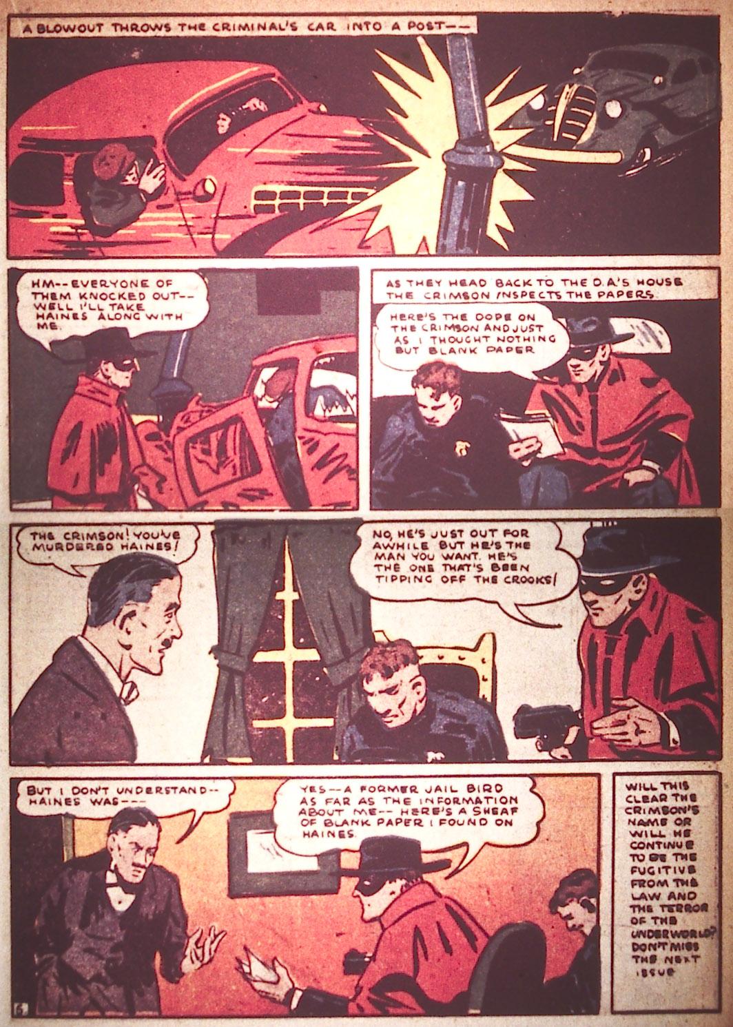 Read online Detective Comics (1937) comic -  Issue #22 - 27