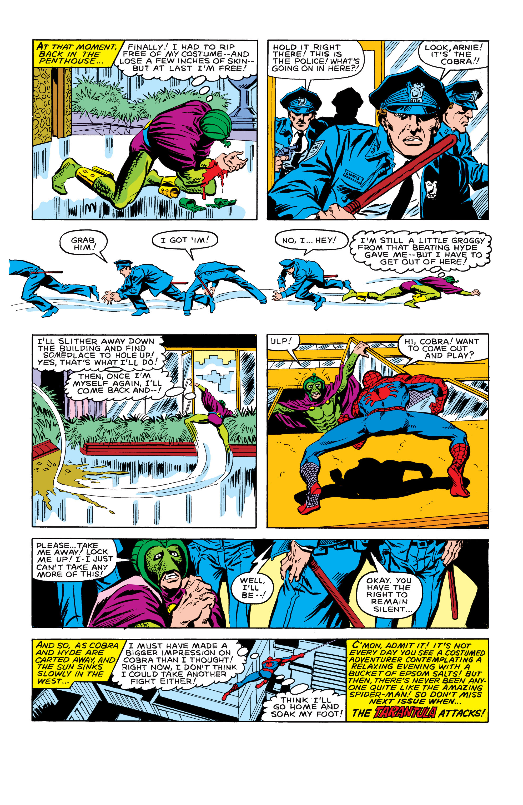 The Amazing Spider-Man (1963) 232 Page 22