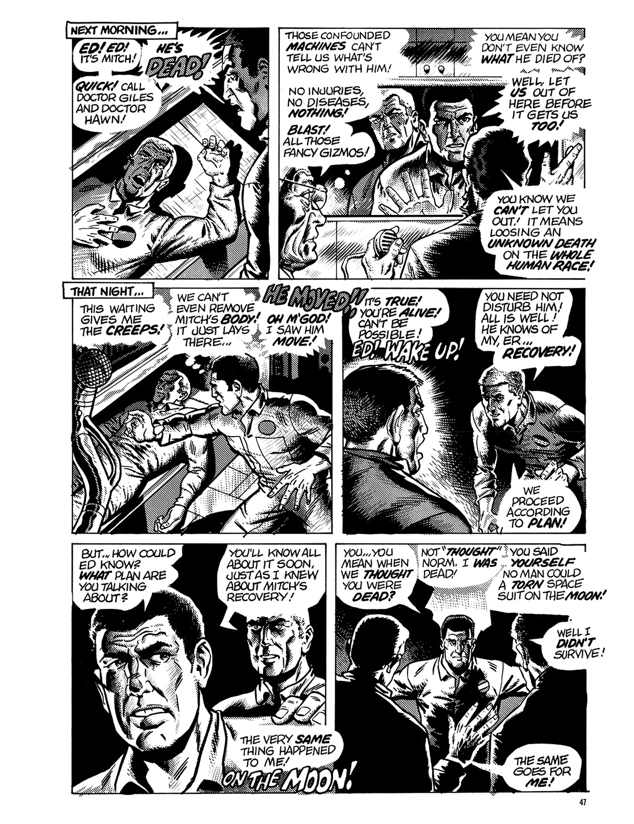 Read online Eerie Archives comic -  Issue # TPB 6 - 48