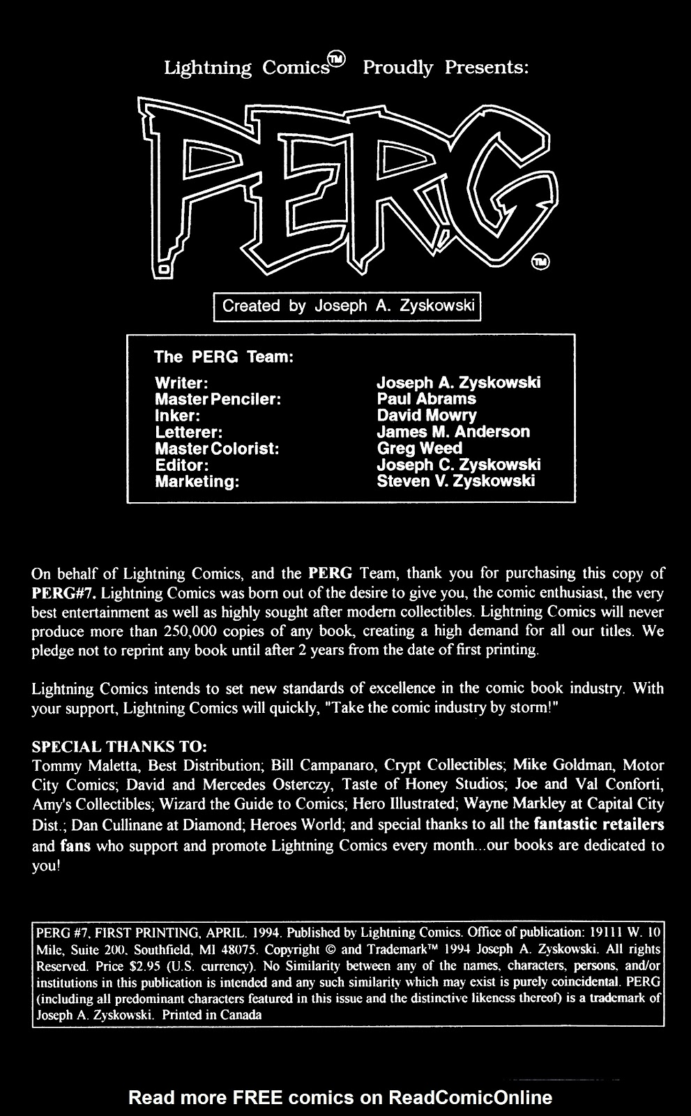 Read online Perg comic -  Issue #7 - 2
