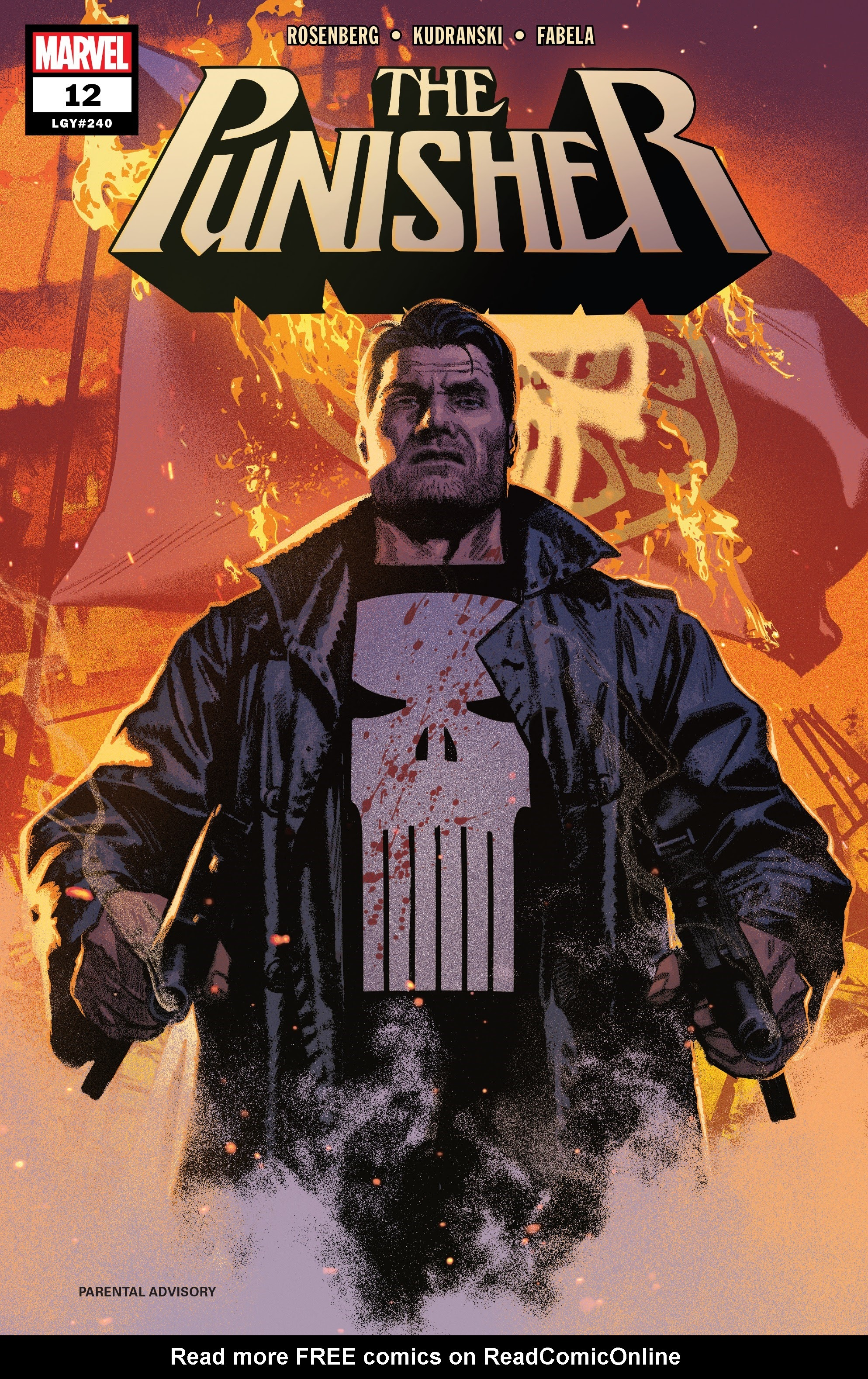 The Punisher (2018) 12 Page 1