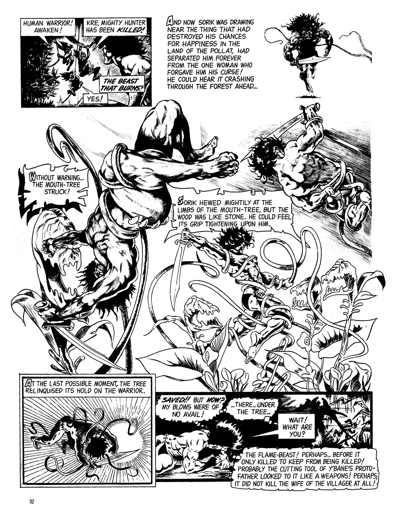Read online Eerie Archives comic -  Issue # TPB 6 - 33