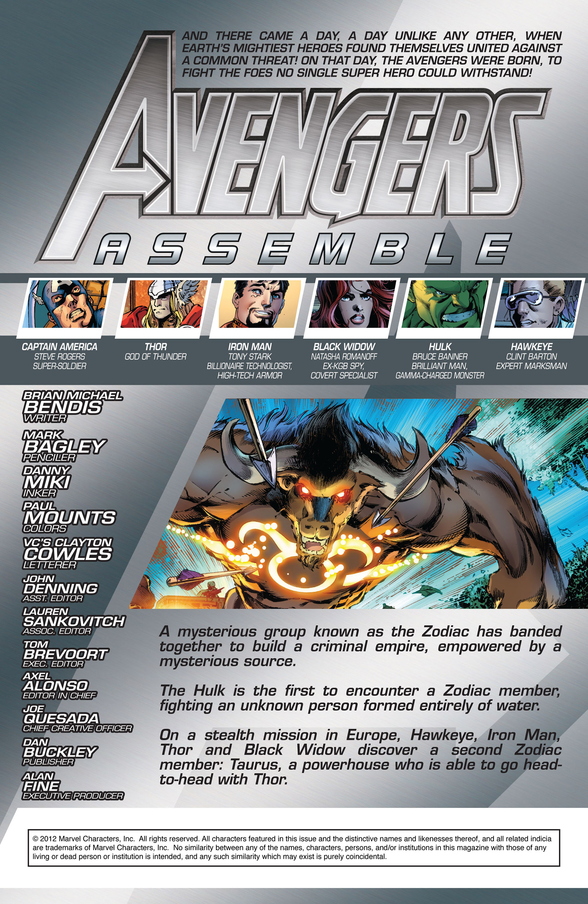 Avengers Assemble (2012) 2 Page 2