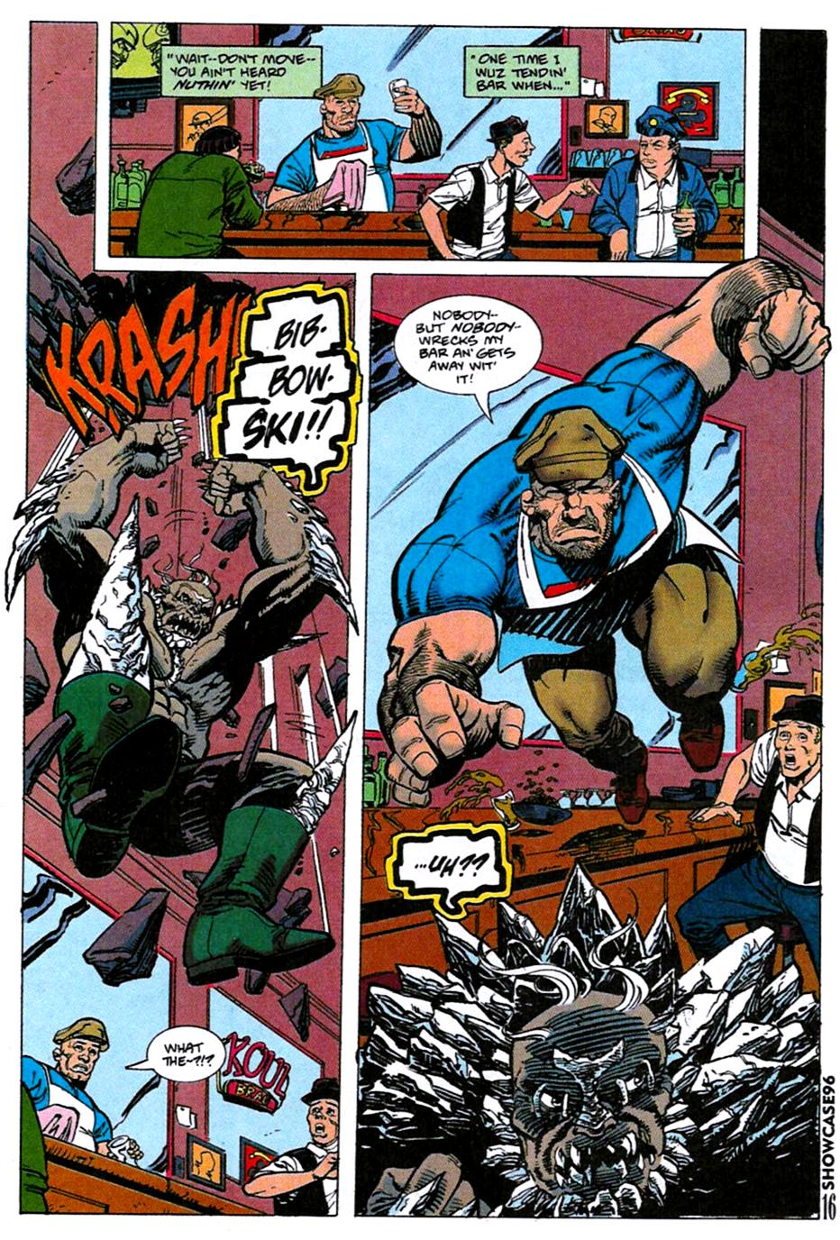 Read online Showcase '96 comic -  Issue #10 - 17