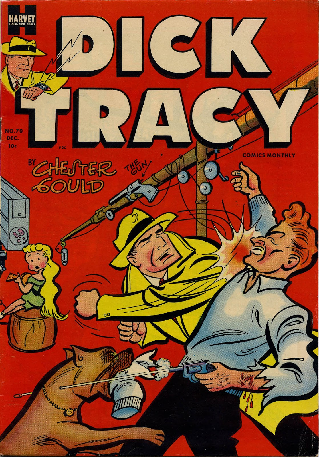 Dick Tracy (1950) 70 Page 1