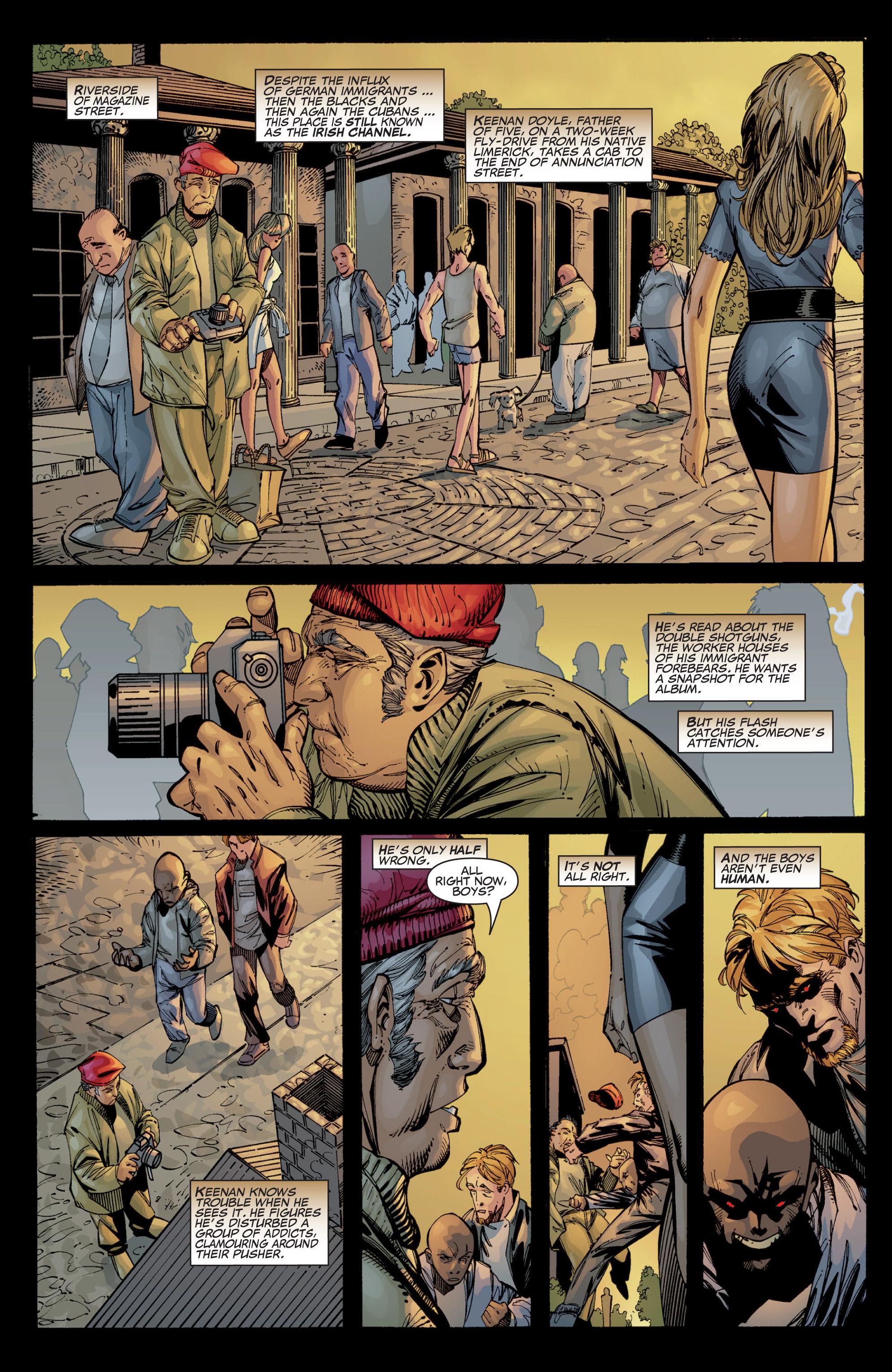 Read online Shadowman (1999) comic -  Issue #1 - 18