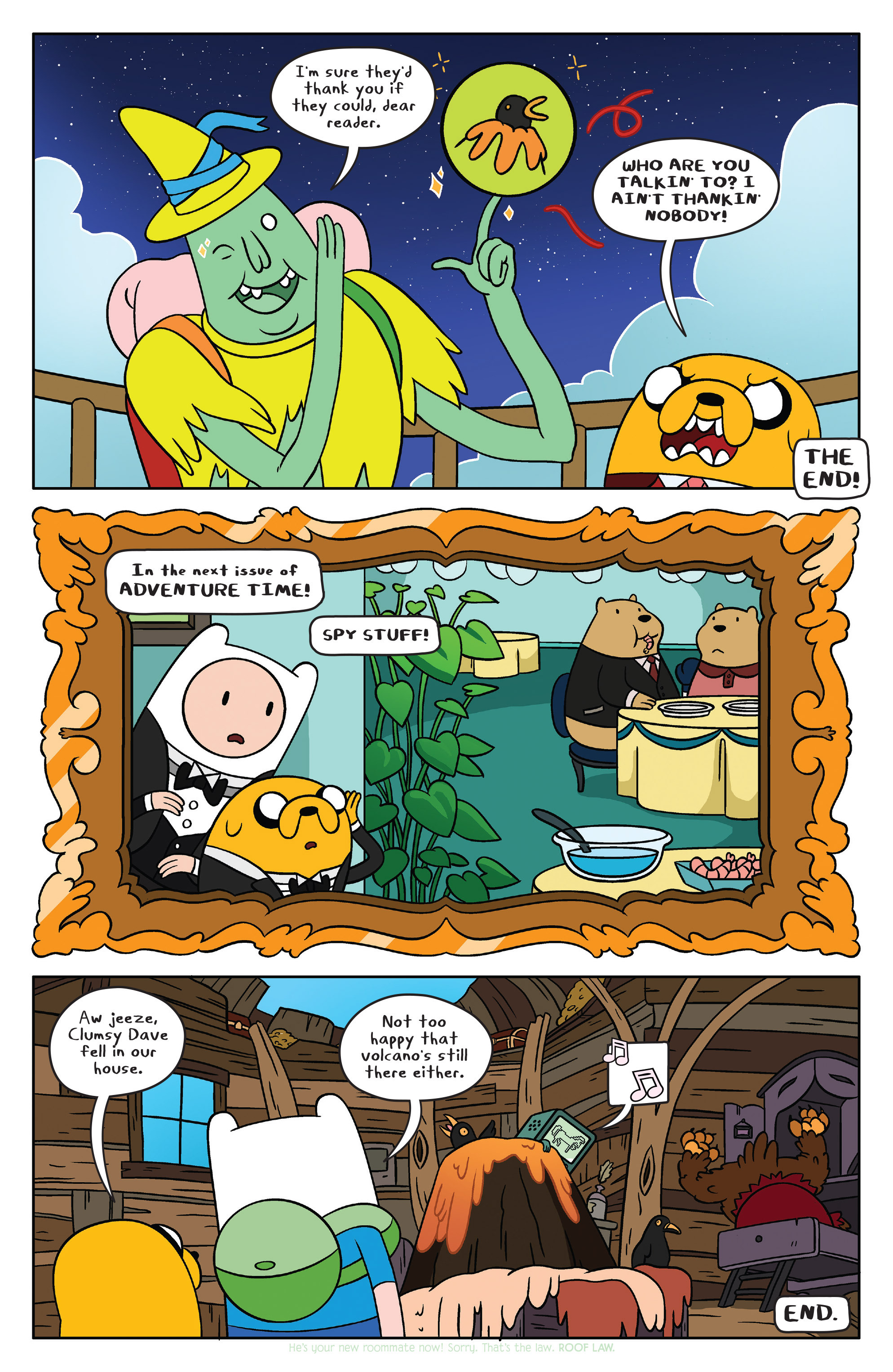 Read online Adventure Time comic -  Issue #40 - 18