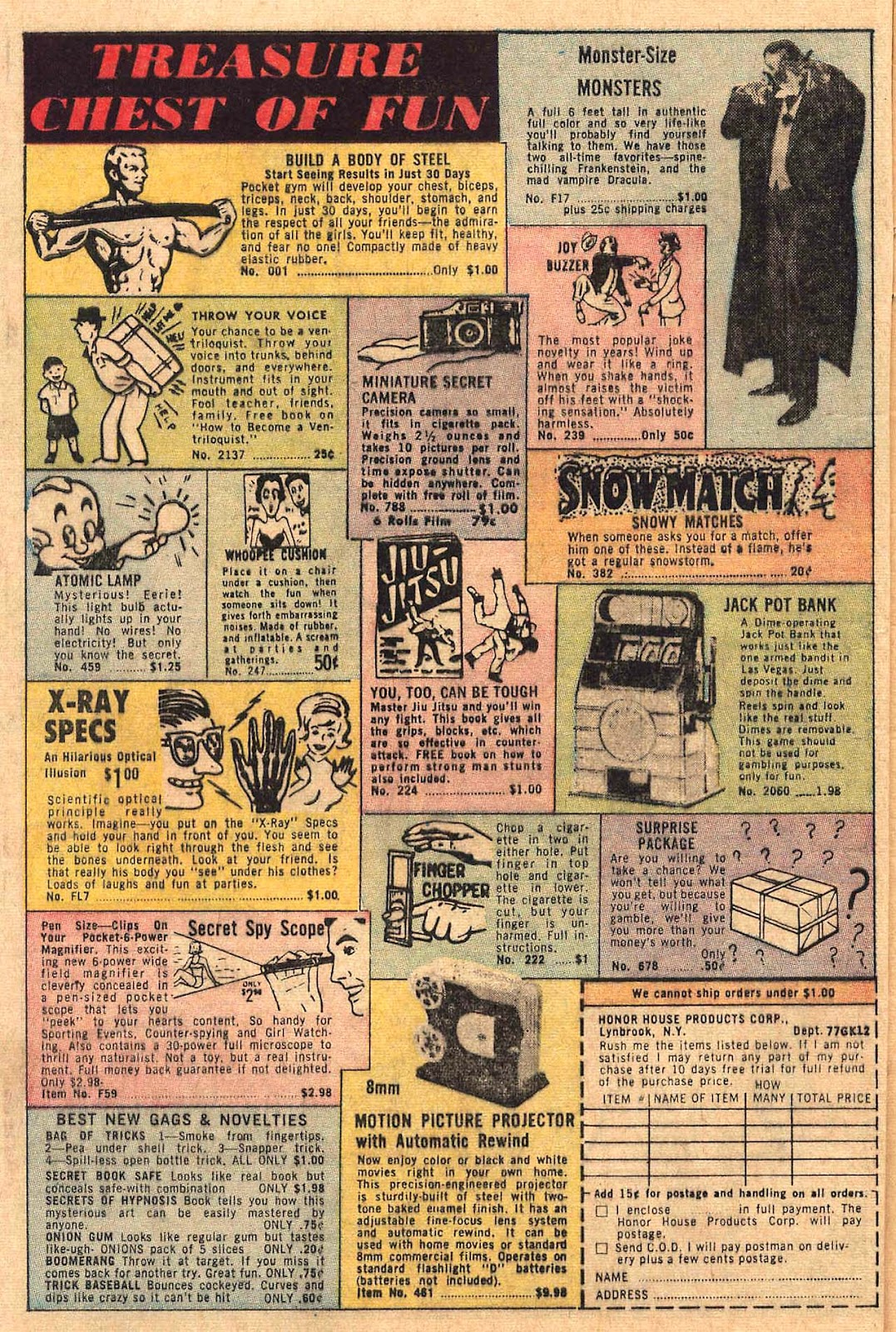 The Rawhide Kid (1955) issue 50 - Page 8