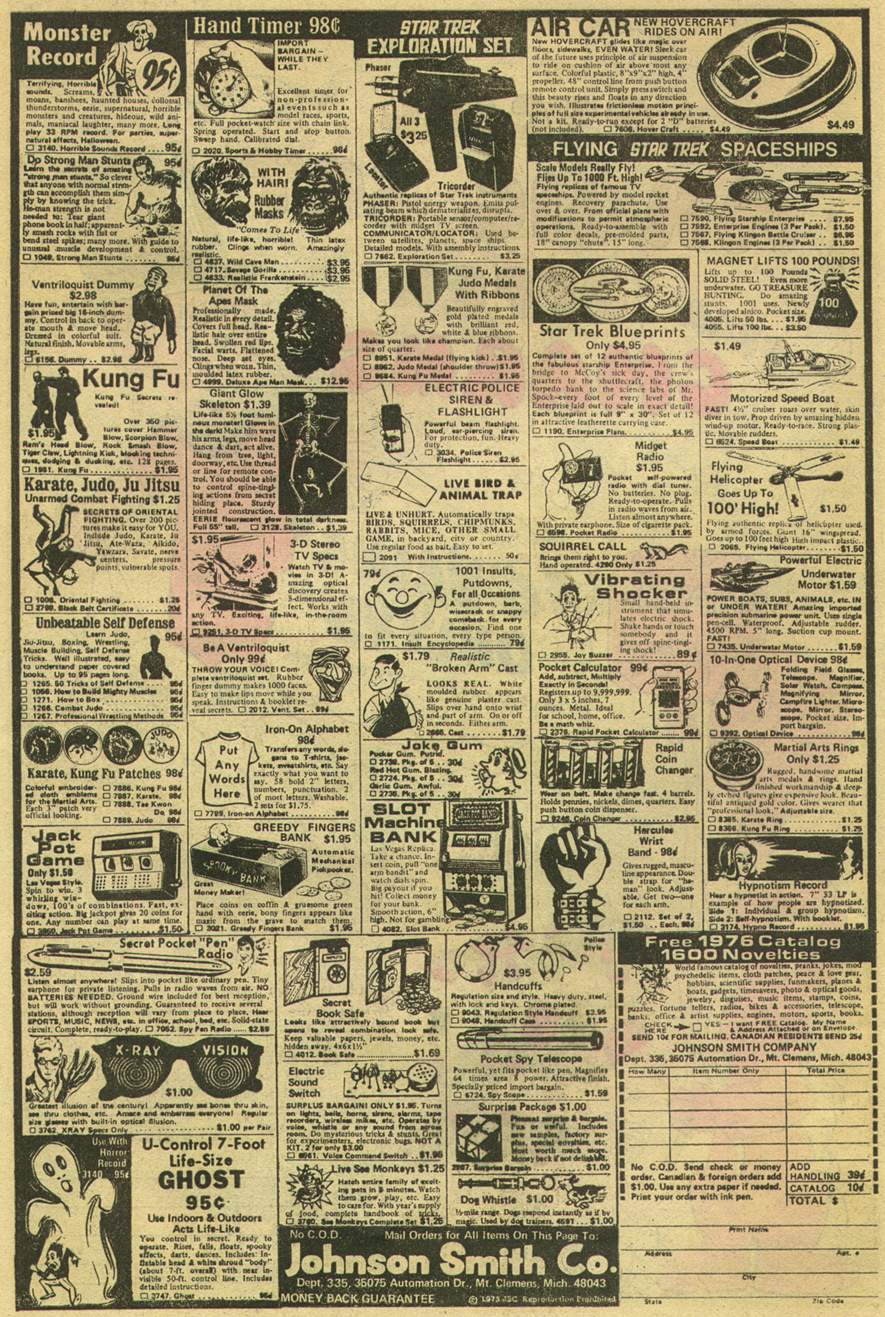 Read online Adventure Comics (1938) comic -  Issue #445 - 8