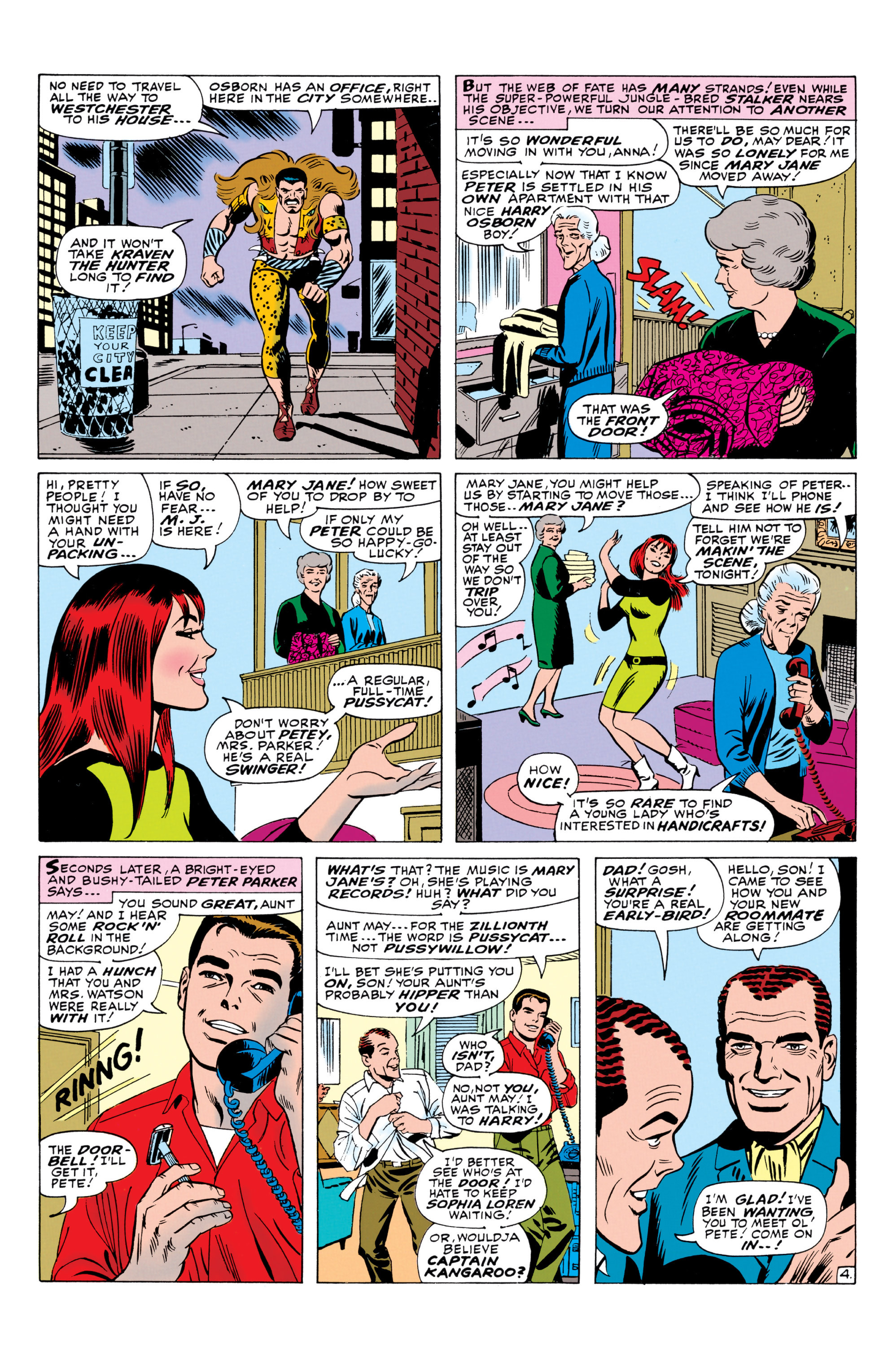 The Amazing Spider-Man (1963) 47 Page 4