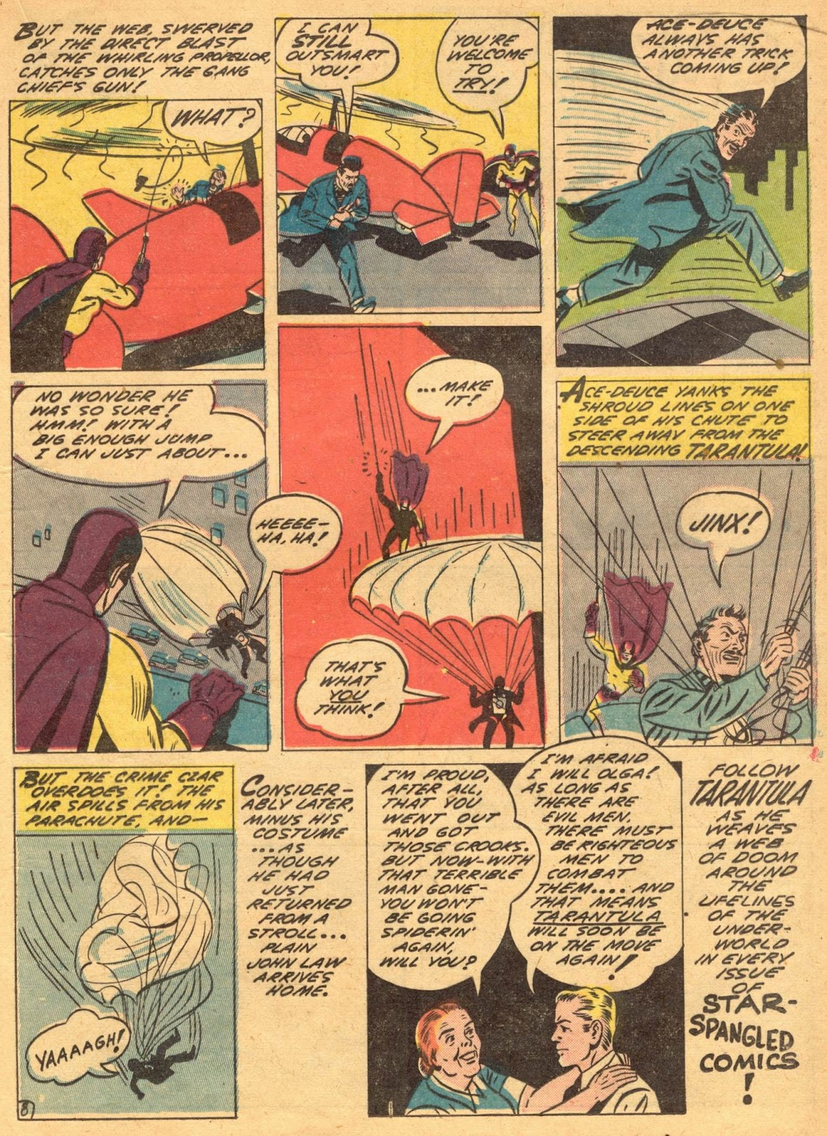 Star Spangled Comics (1941) issue 1 - Page 39