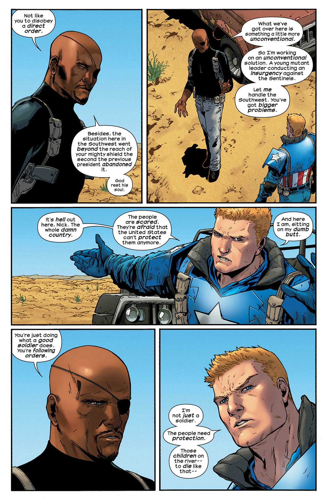 Read online Ultimate Comics Ultimates comic -  Issue #15 - 9