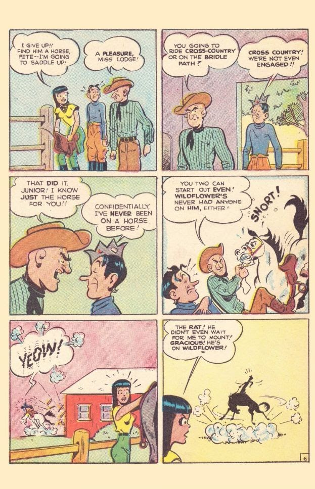 Archie Comics issue 041 - Page 46