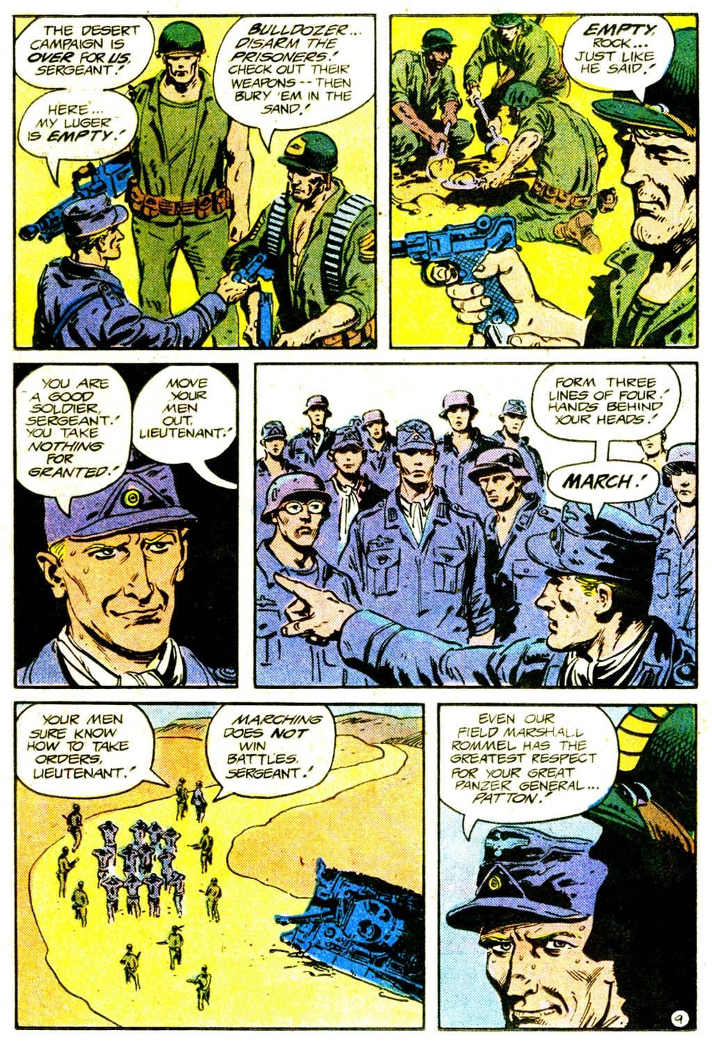 Read online Sgt. Rock comic -  Issue #370 - 14