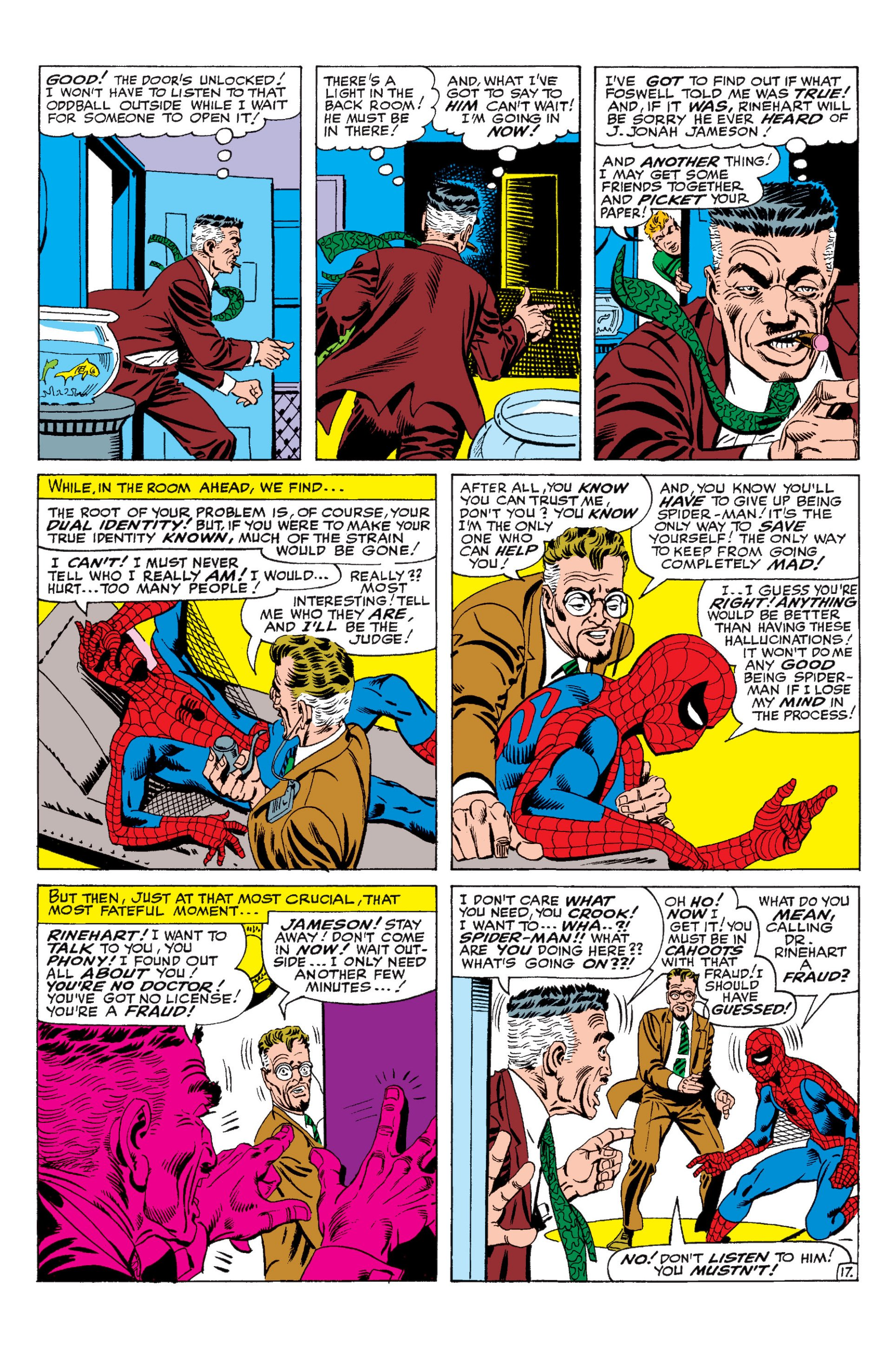 The Amazing Spider-Man (1963) 24 Page 17