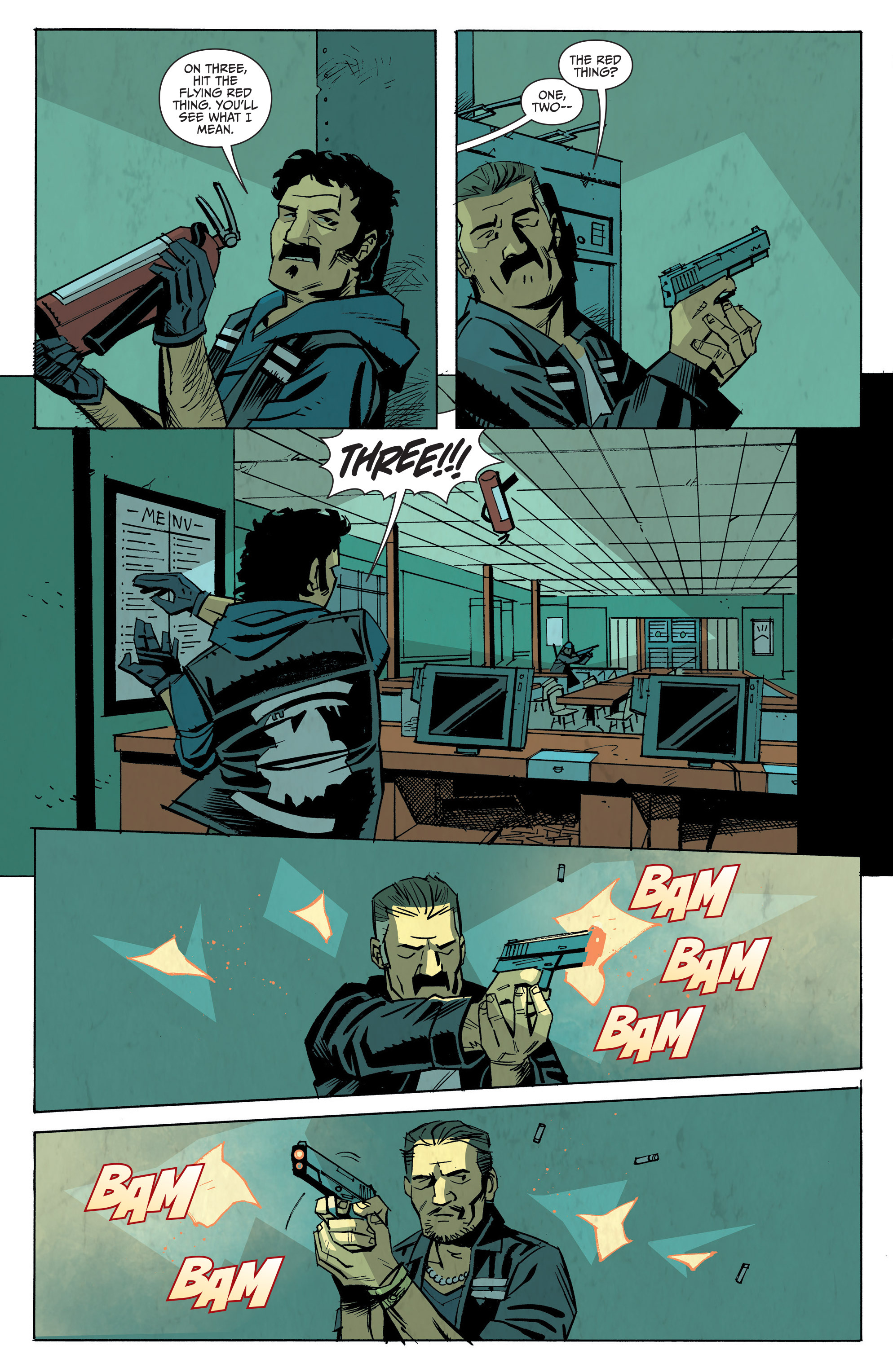 Read online Sons of Anarchy: Redwood Original comic -  Issue #8 - 10