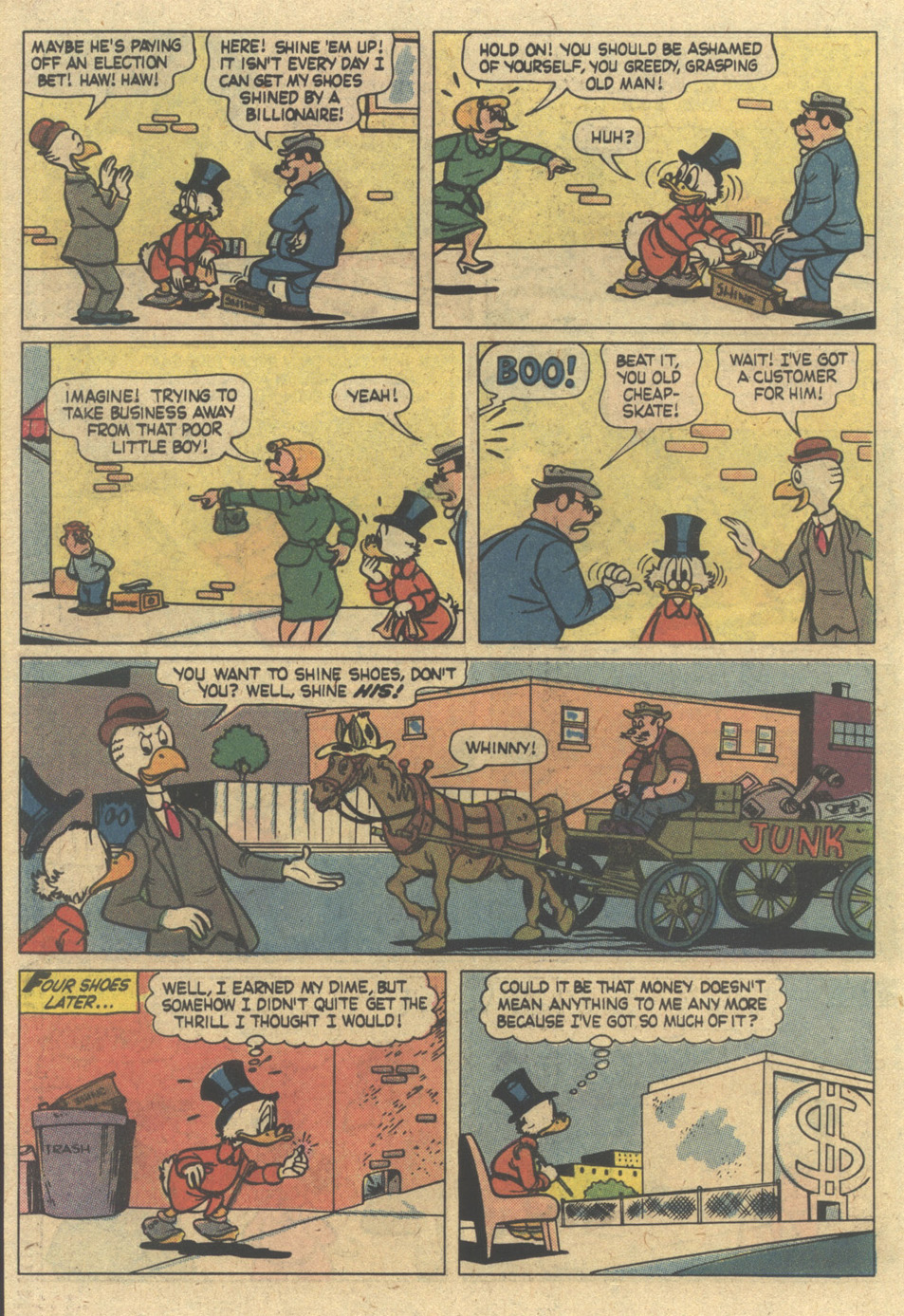Read online Uncle Scrooge (1953) comic -  Issue #187 - 22