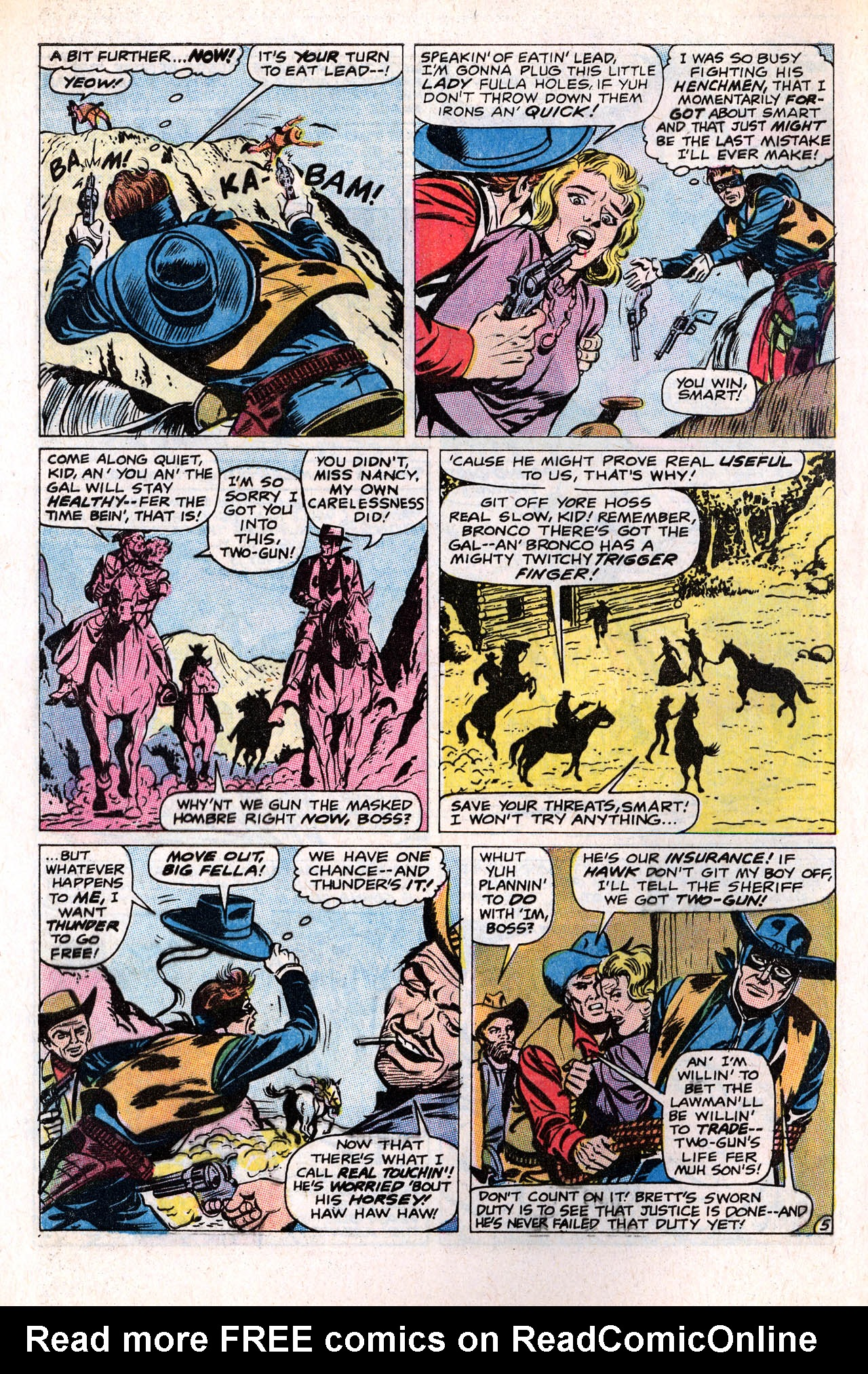 Read online Two-Gun Kid comic -  Issue #98 - 8