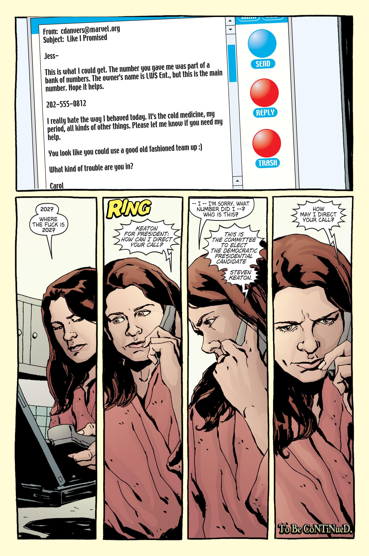 Read online Alias comic -  Issue #3 - 20