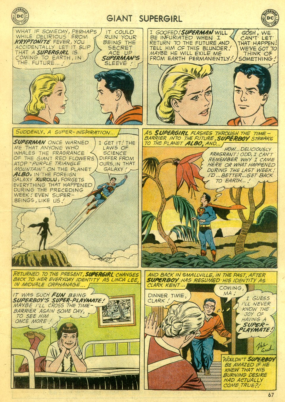 Action Comics (1938) 334 Page 68