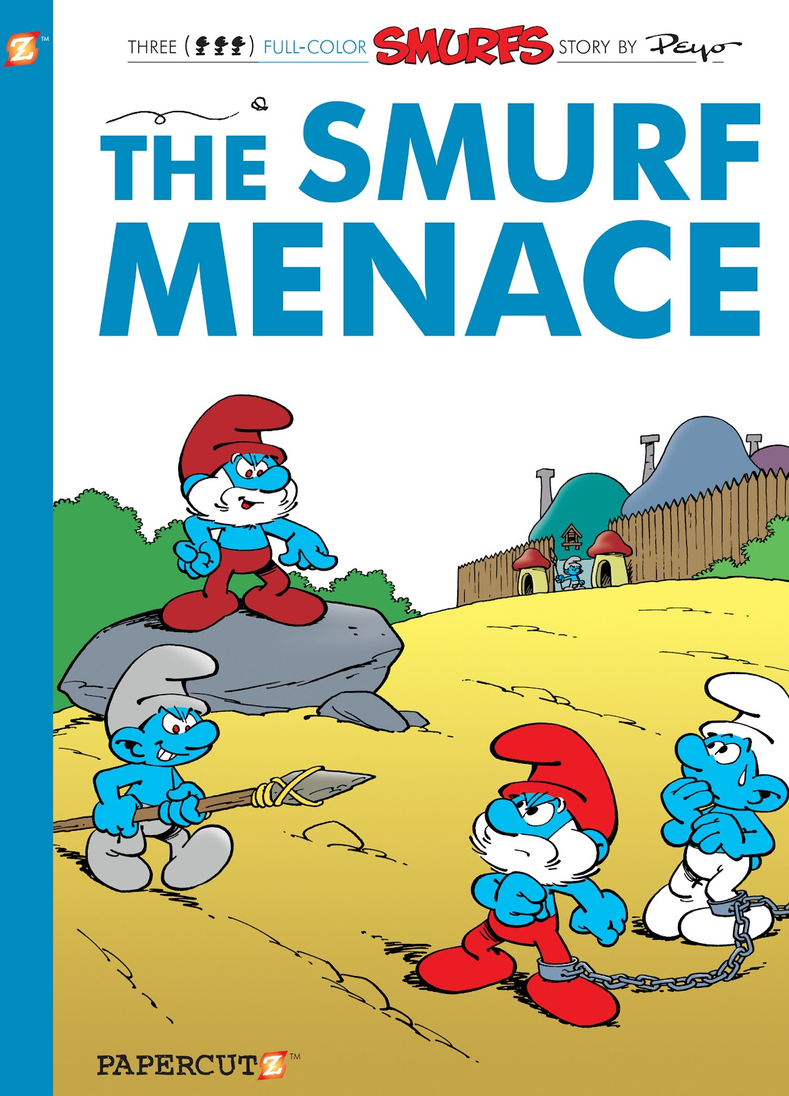 Read online The Smurfs comic -  Issue #22 - 1