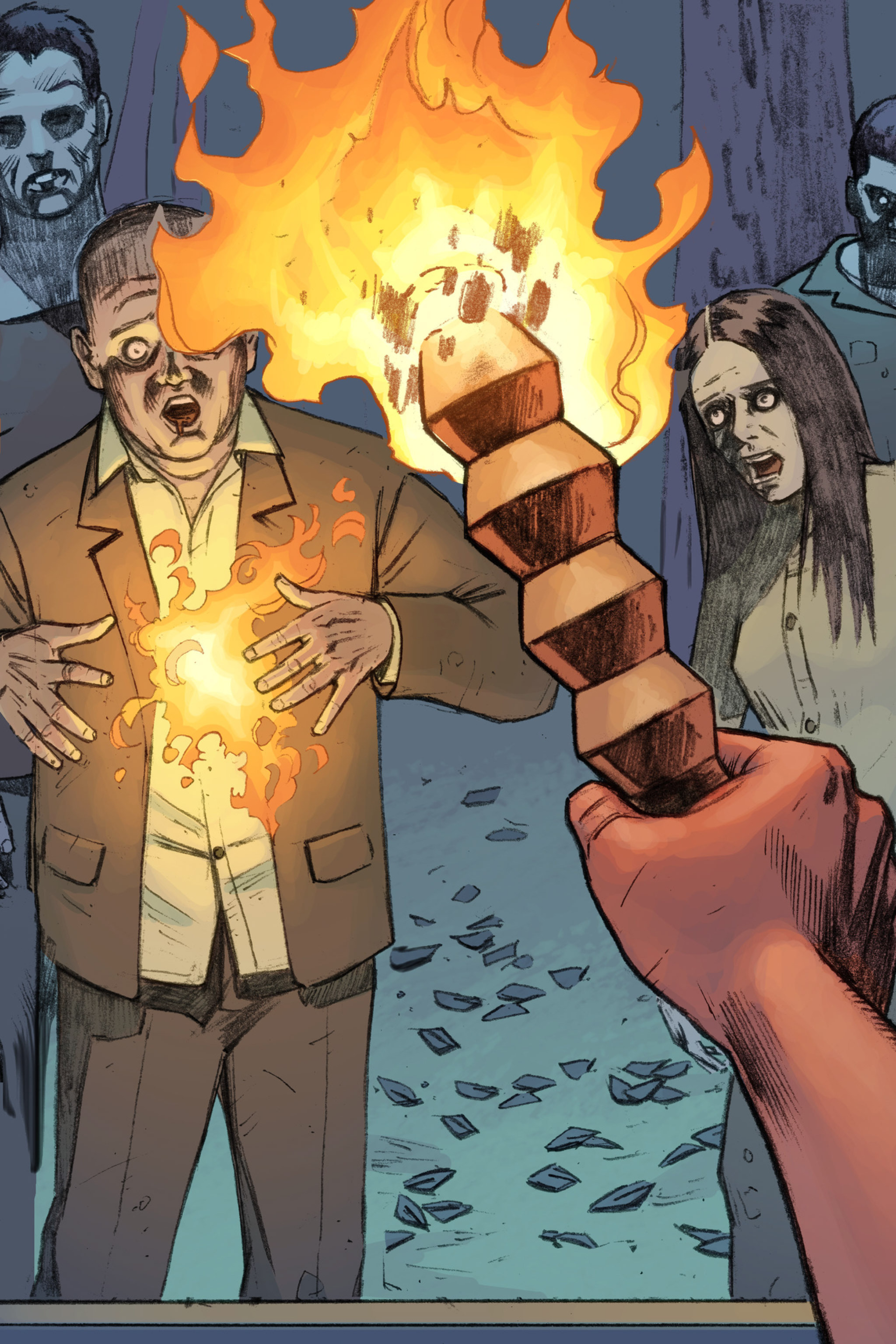 Read online Soul comic -  Issue #2 - 86