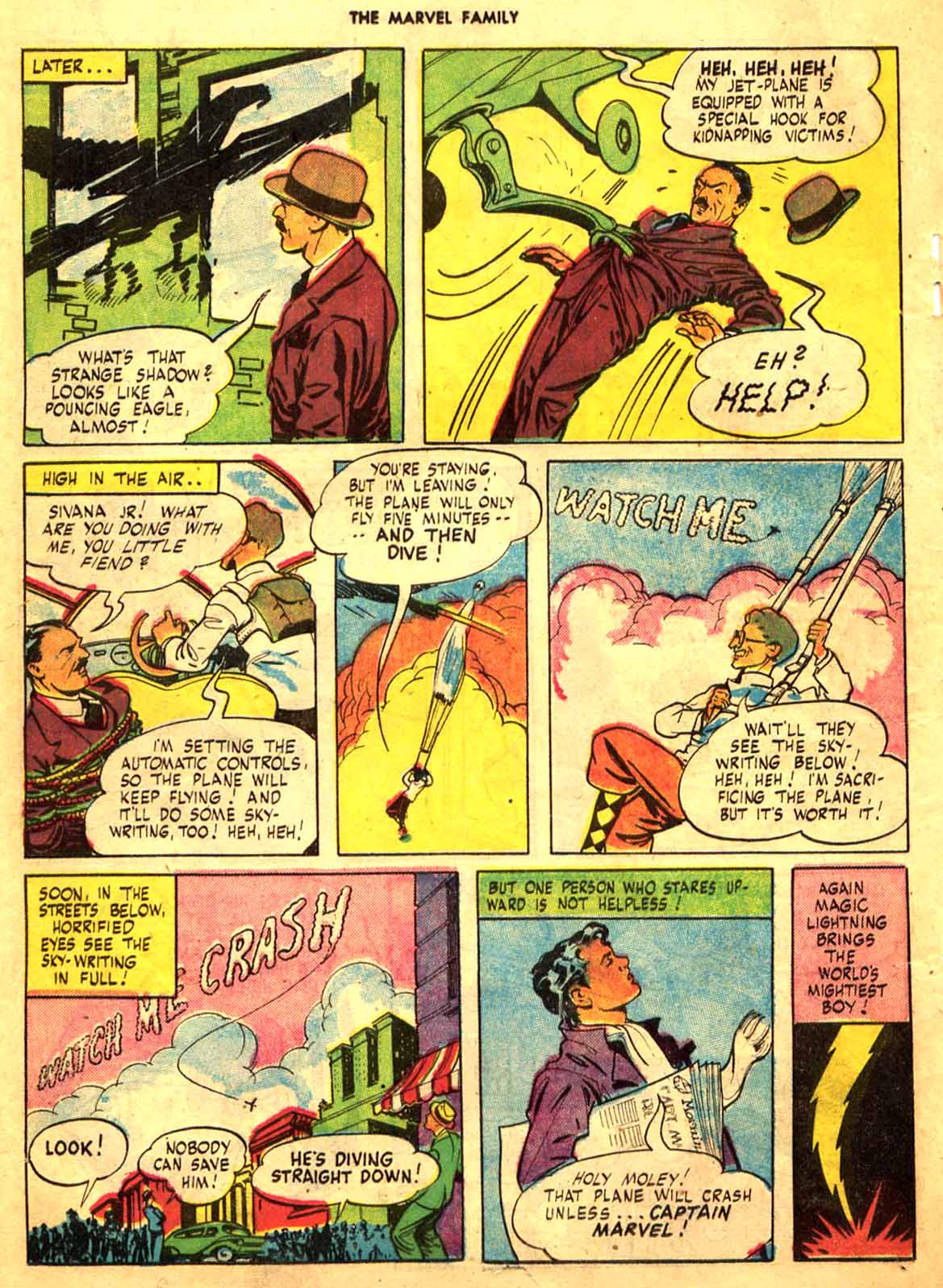 The Marvel Family issue 9 - Page 26