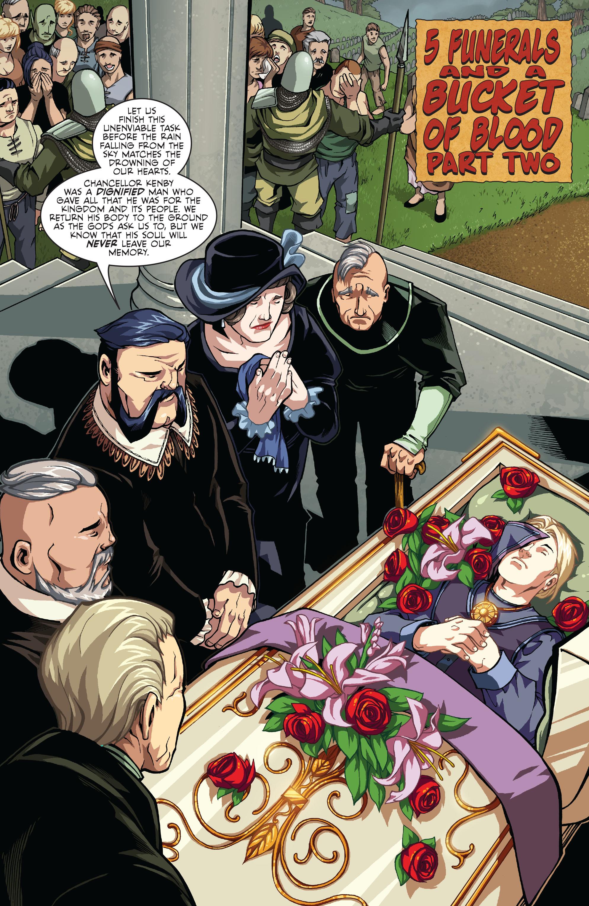 Read online Skullkickers comic -  Issue #8 - 3