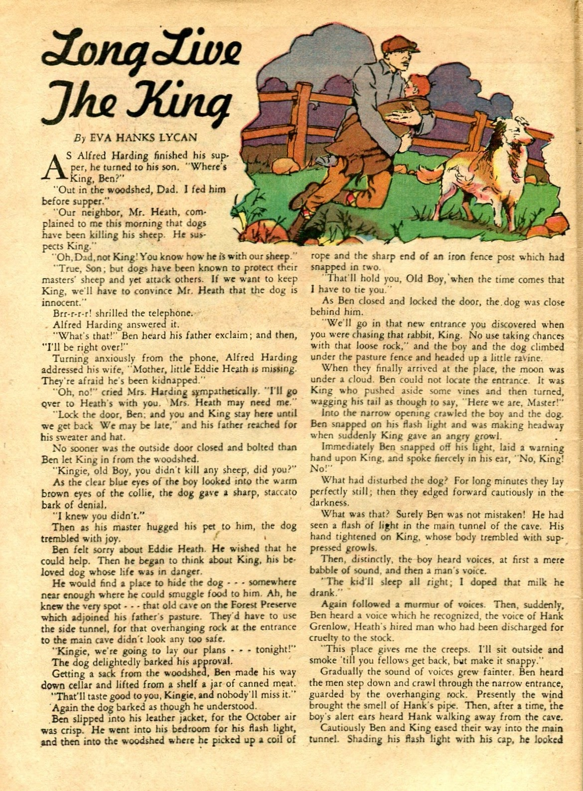 Read online Famous Funnies comic -  Issue #72 - 60