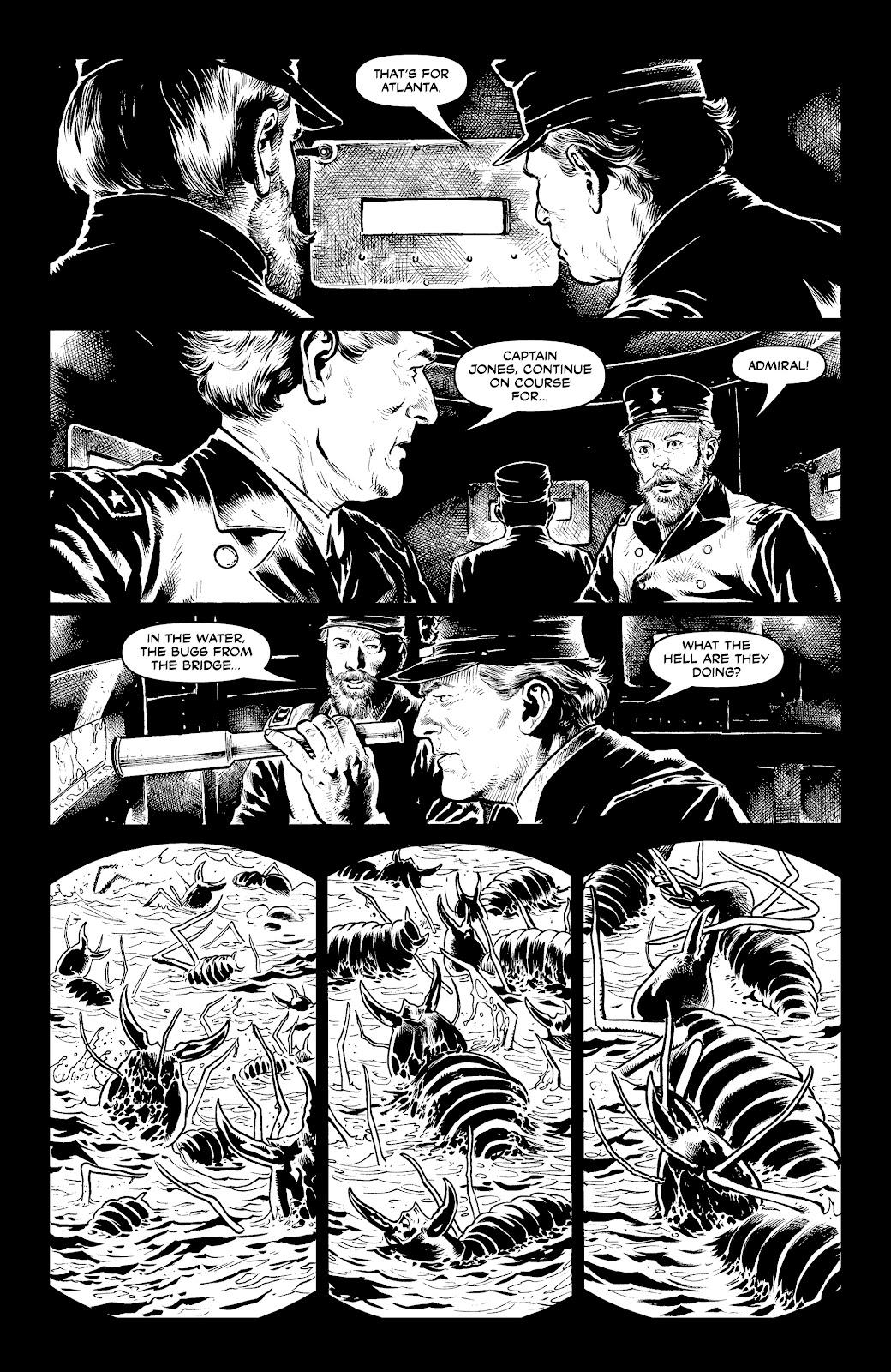 Read online Alan Moore's Cinema Purgatorio comic -  Issue #17 - 36