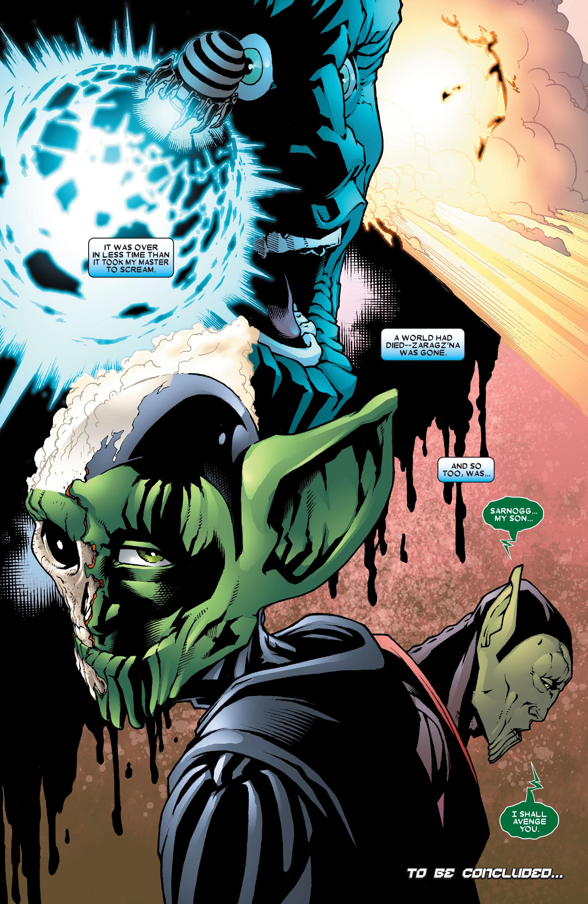 Read online Annihilation: Super-Skrull comic -  Issue #3 - 24