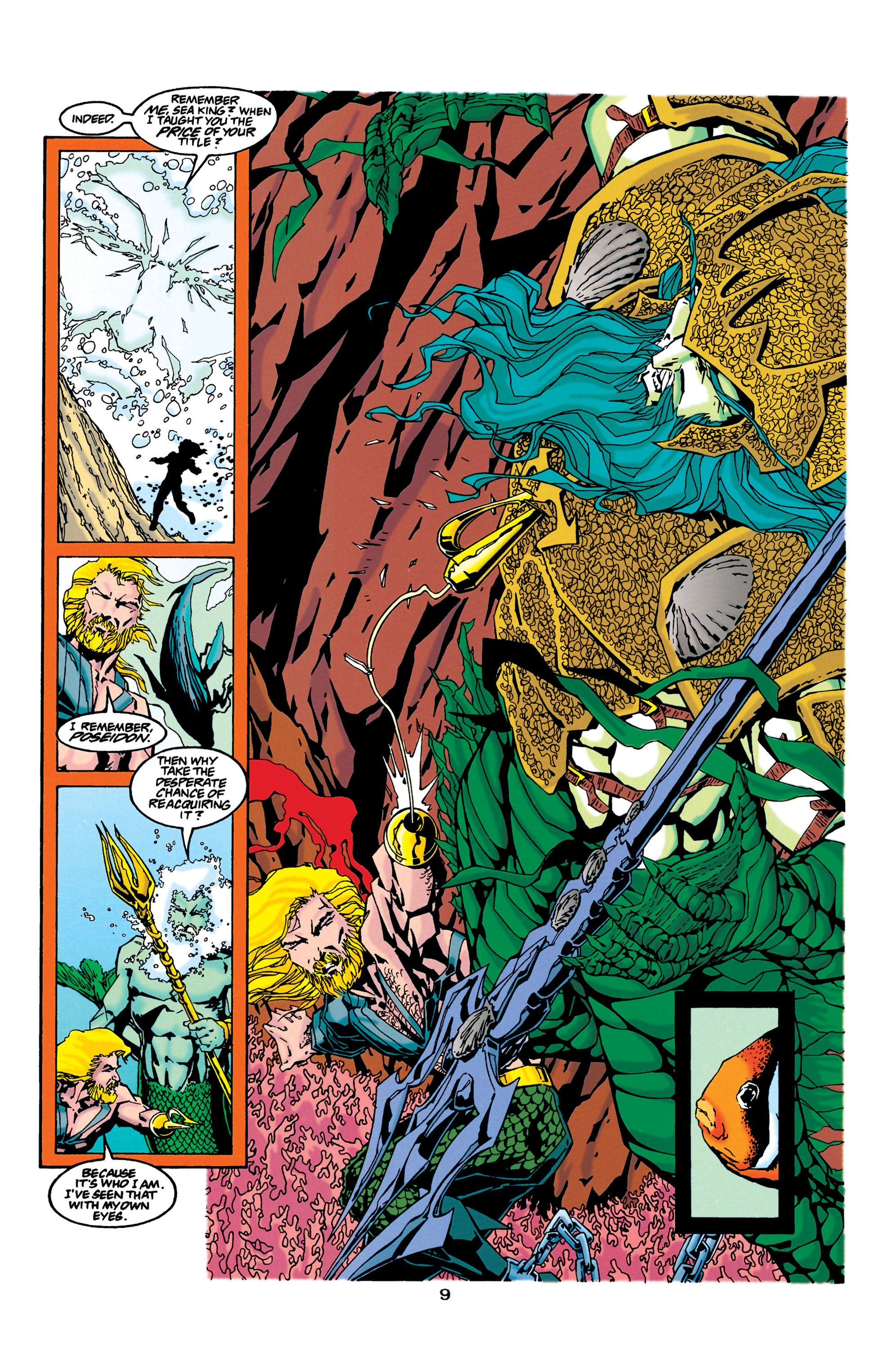 Read online Aquaman (1994) comic -  Issue #34 - 8