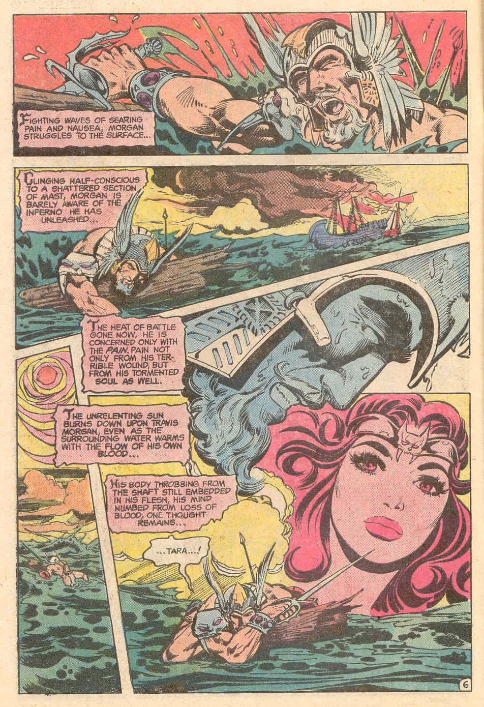 Warlord (1976) issue 24 - Page 7