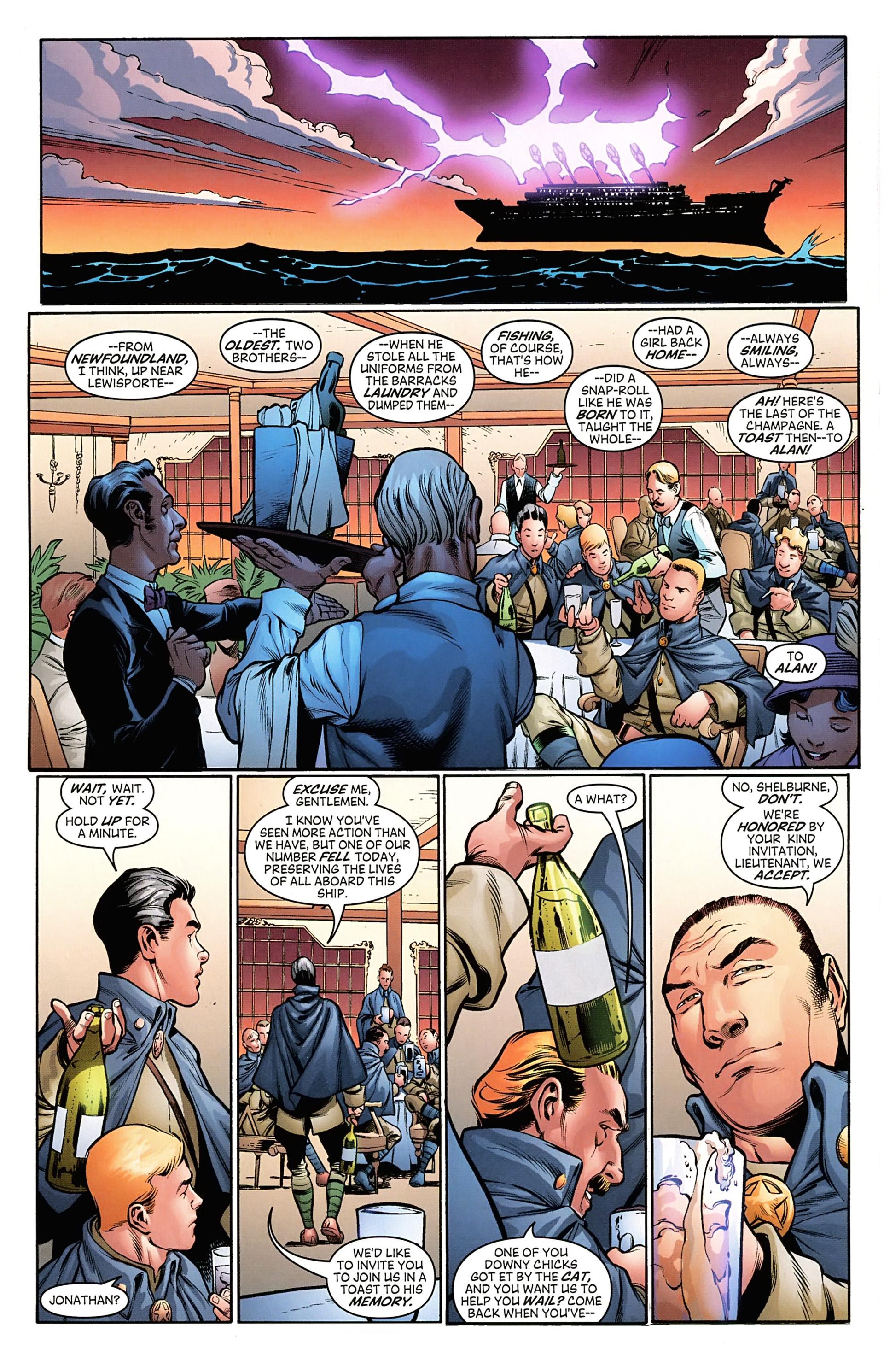 Read online Arrowsmith comic -  Issue #3 - 17